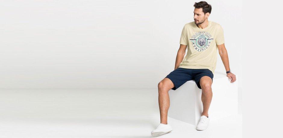 69d5d0649715f Uomo - Abbigliamento - Guide - Un mondo di stili - Collezione per il tempo  libero