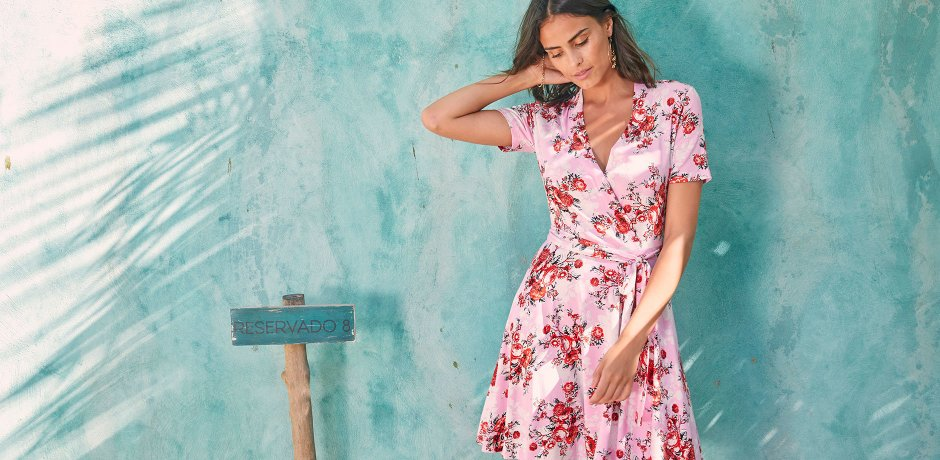b60ae0a3f402 Donna - Abbigliamento - Abiti - Estivi