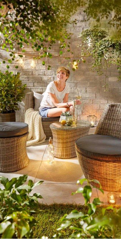 Arredo giardino vivi l 39 estate all 39 aperto con bonprix for Bonprix casa mobili