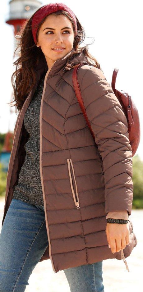 super popular d4382 4e092 Giacche e cappotti da donna in taglie forti | bonprix