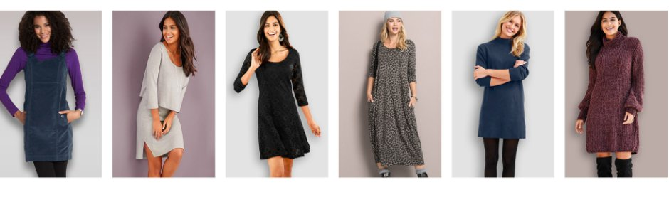 Donna - Abbigliamento - Abiti - Corti 49f504442de