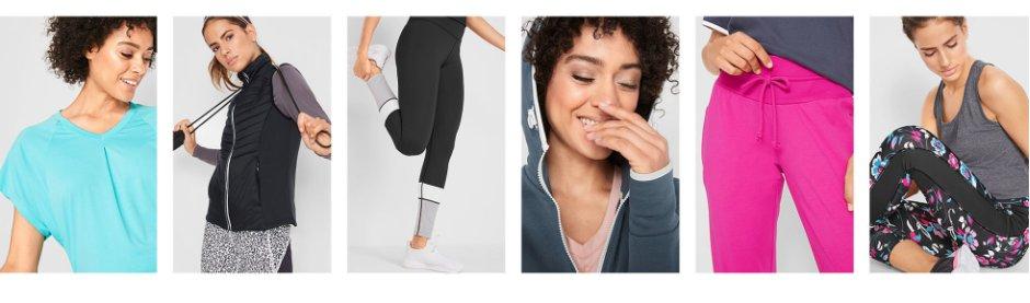 outlet store 3b57b ead5d Abbigliamento sportivo da donna online | bonprix
