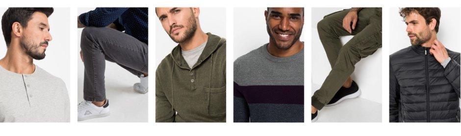 diventa nuovo classico molti stili Moda uomo online | La collezione maschile di bonprix
