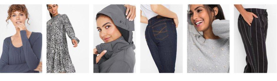 sale retailer a1b0c e685c Abbigliamento da donna trendy e conveniente | bonprix