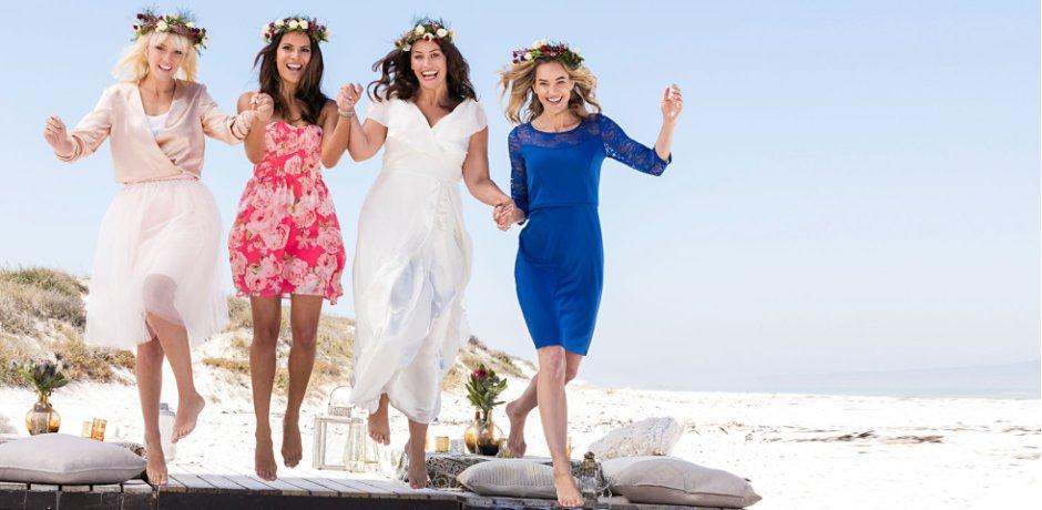 Matrimoni e cerimonie  vestiti elegante con bonprix