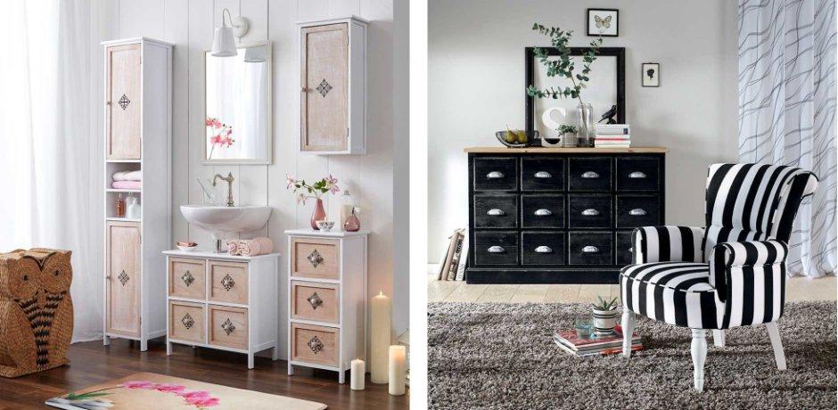 Tendenze casa for Bonprix casa mobili