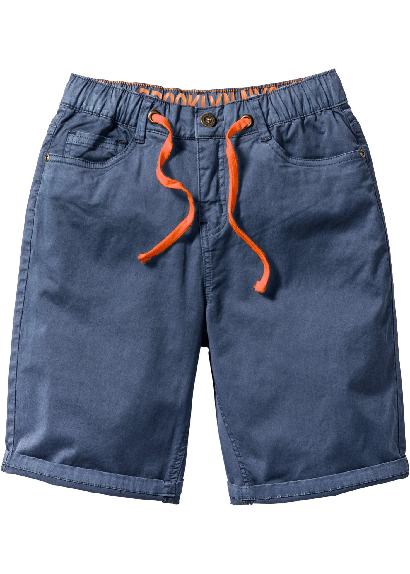 Bermuda di jeans con risvolto (Blu) - John Baner JEANSWEAR
