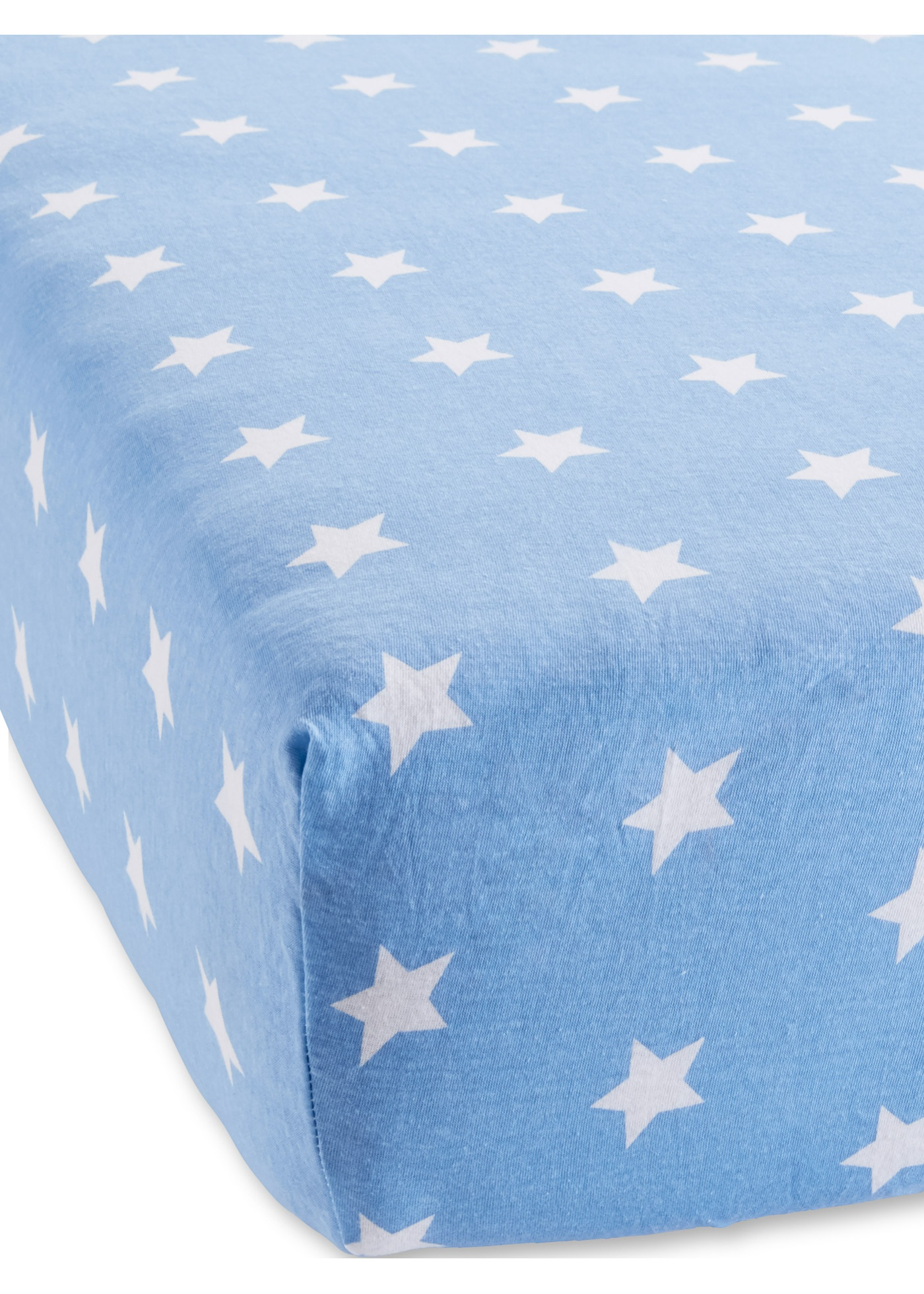 Lenzuolo con angoli a stelle (Blu) - bpc living bonprix collection