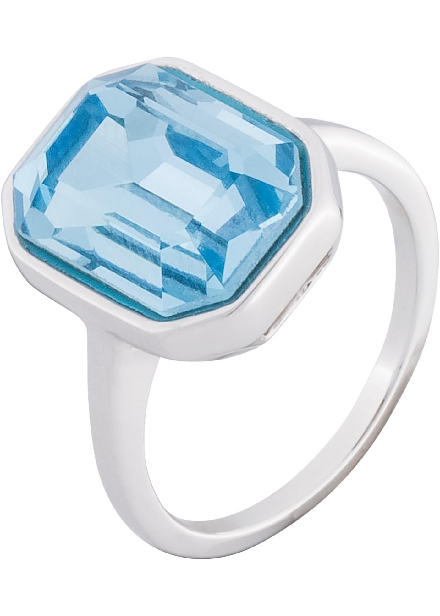 Anello con cristallo Swar
