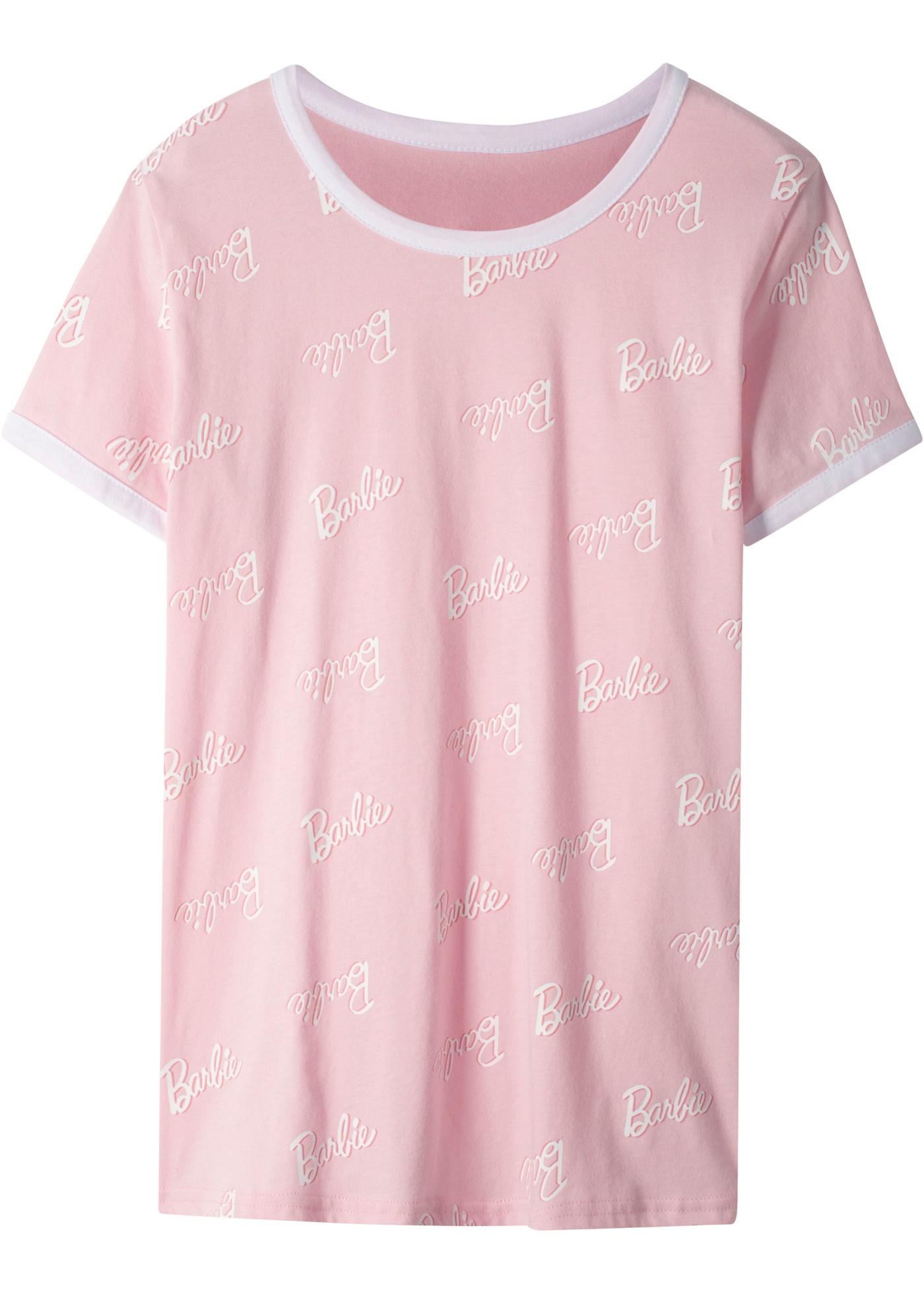 T-shirt BARBIE (rosa) - Barbie