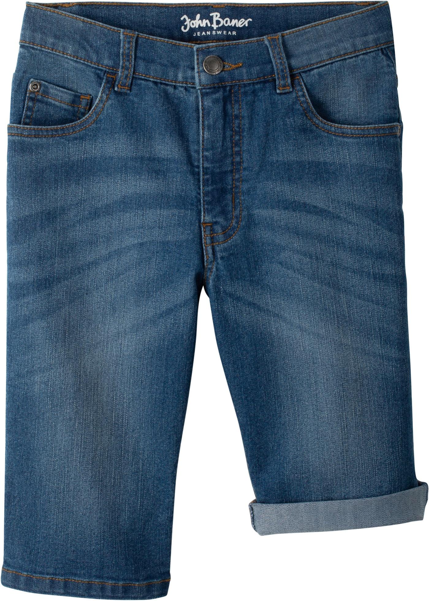 Bermuda di jeans (Blu) - John Baner JEANSWEAR