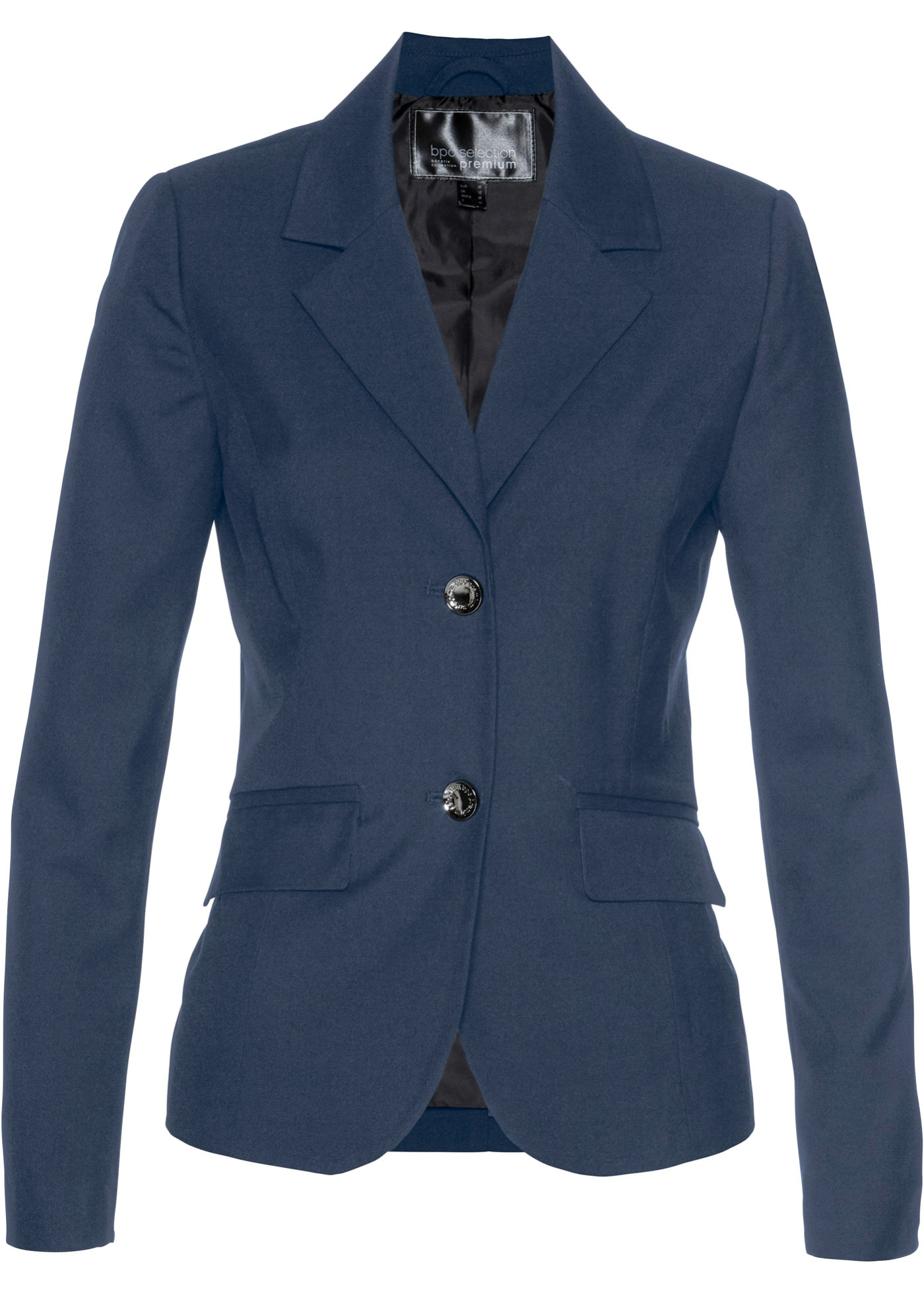 Blazer in misto lana (Blu) - bpc selection premium