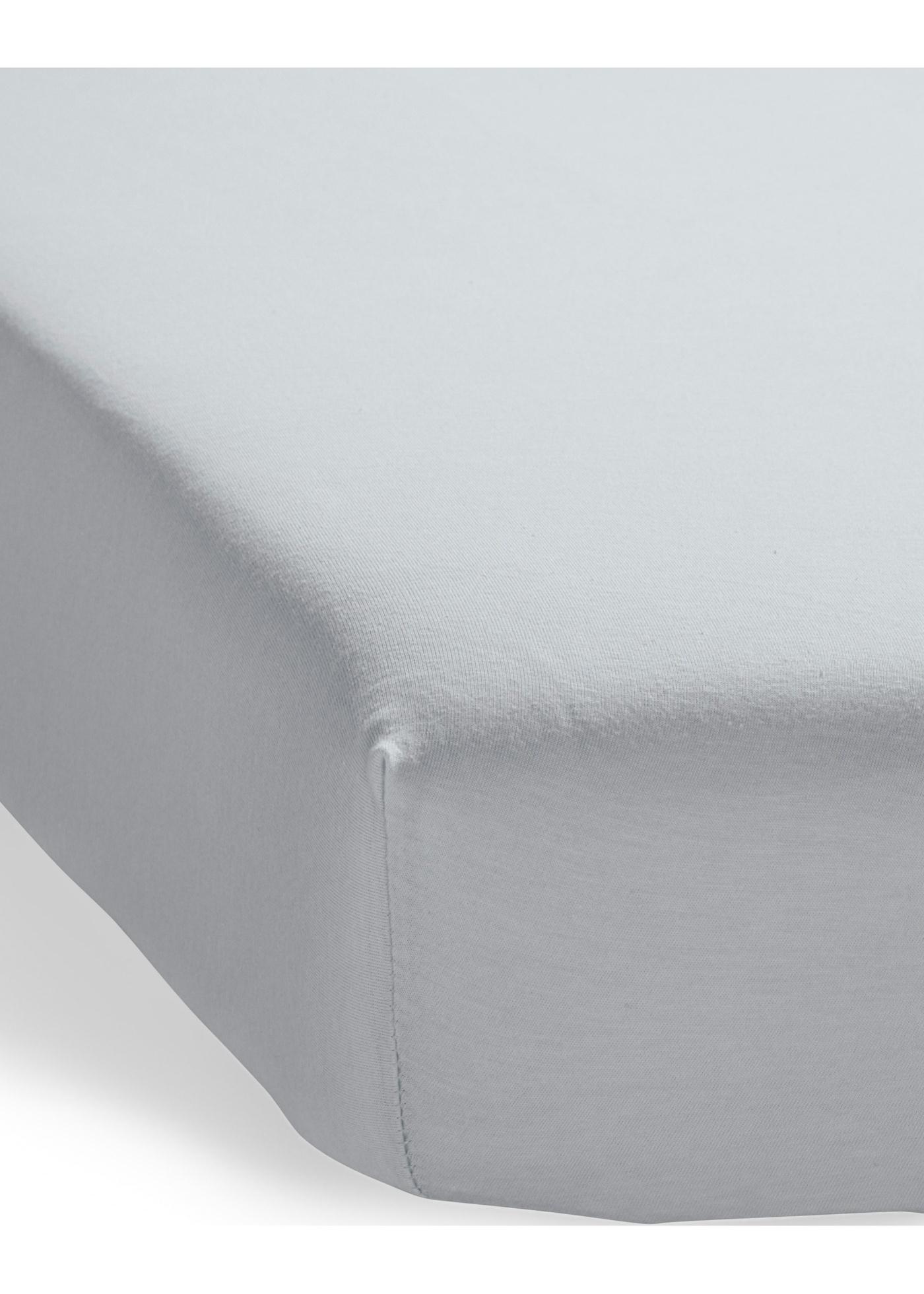 Lenzuolo con angoli effetto lino (Beige) - bpc living bonprix collection