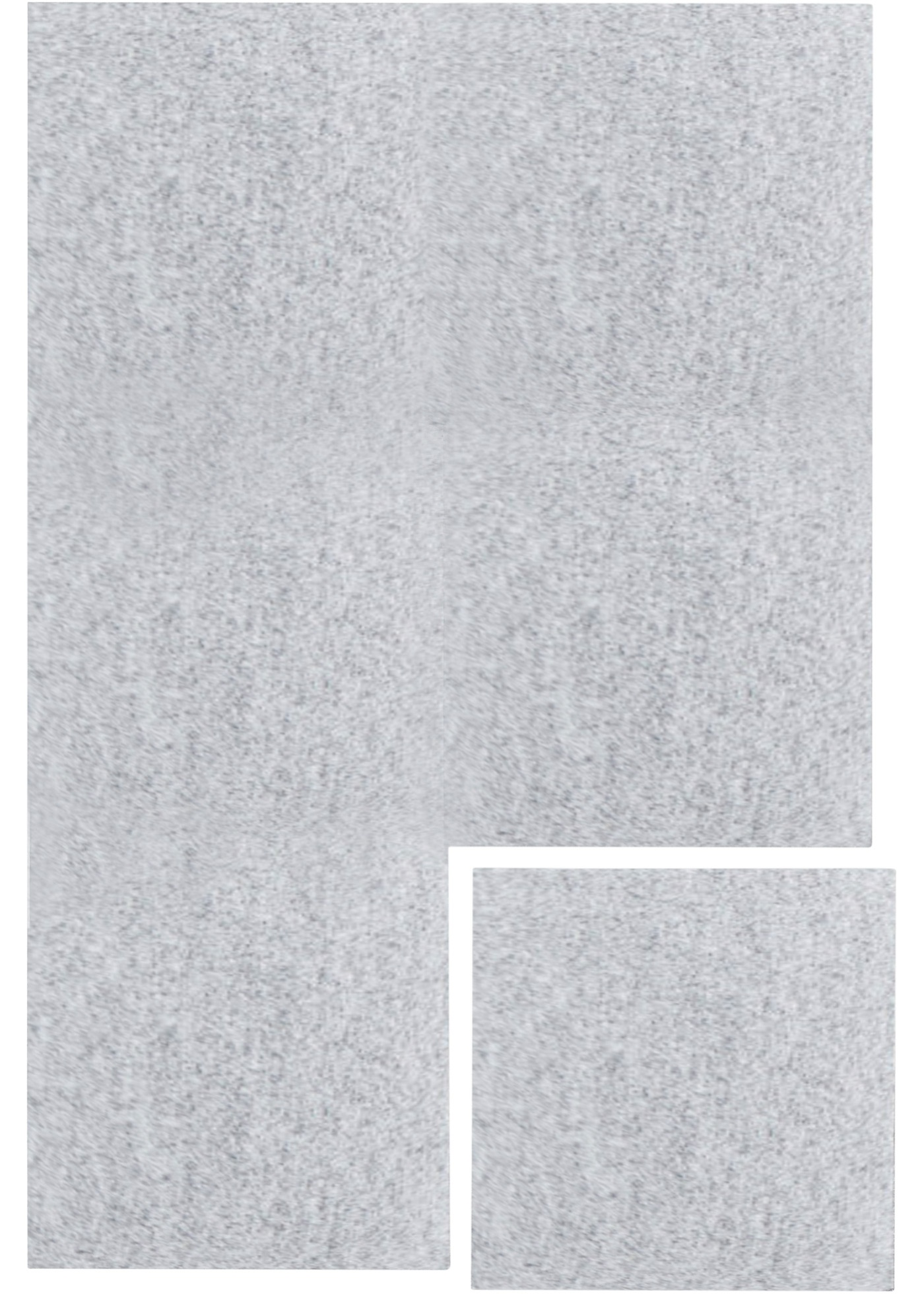 Piastrelle in moquette autoadesive (Grigio) - bpc living bonprix collection