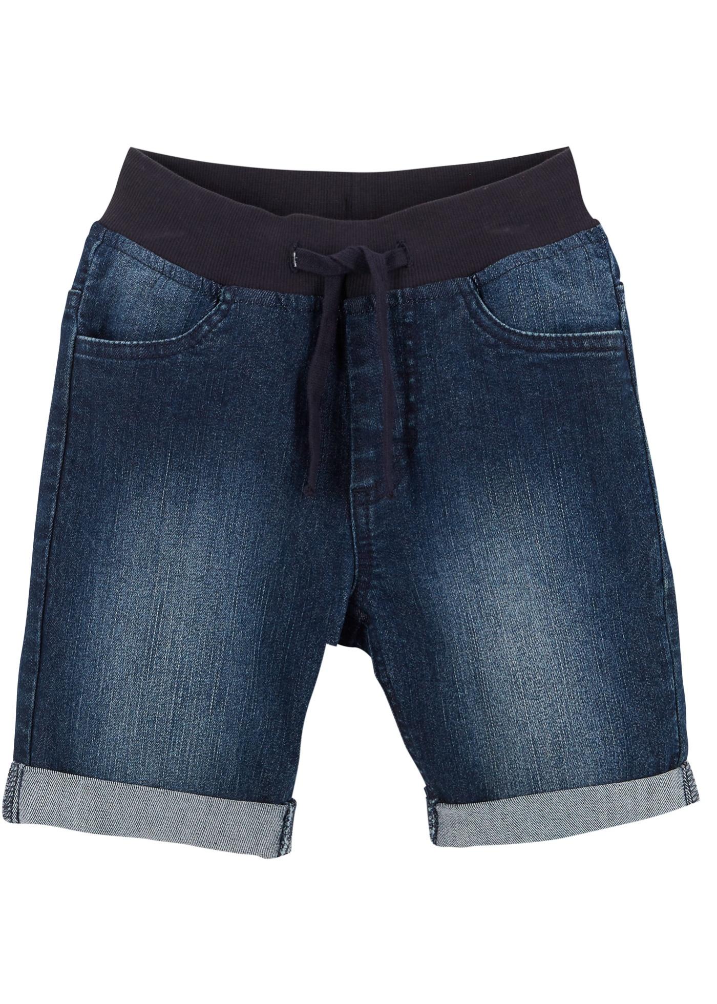 Bermuda di jeans (Nero) - John Baner JEANSWEAR