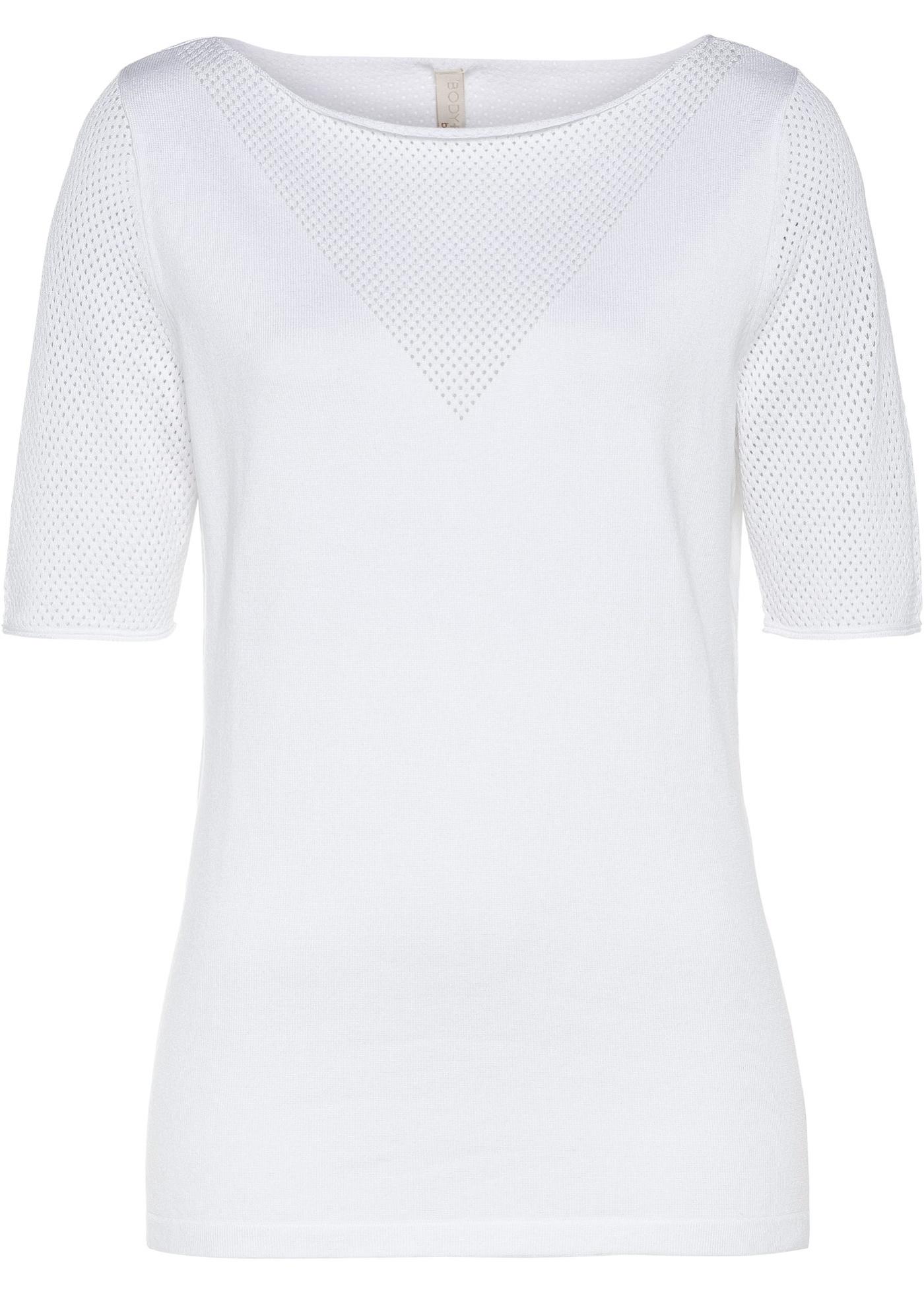 Maglia (Bianco) - BODYFLIRT boutique