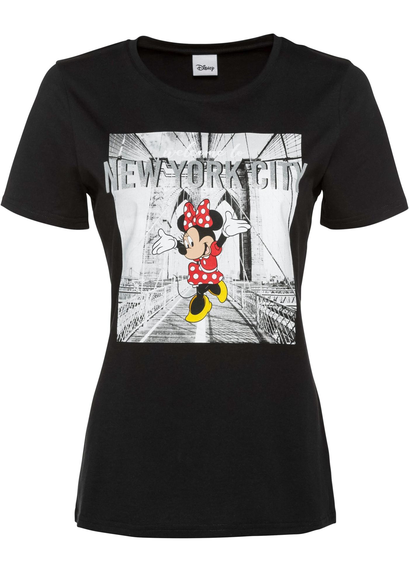 T-shirt con Mickey Mouse (Nero) - Disney