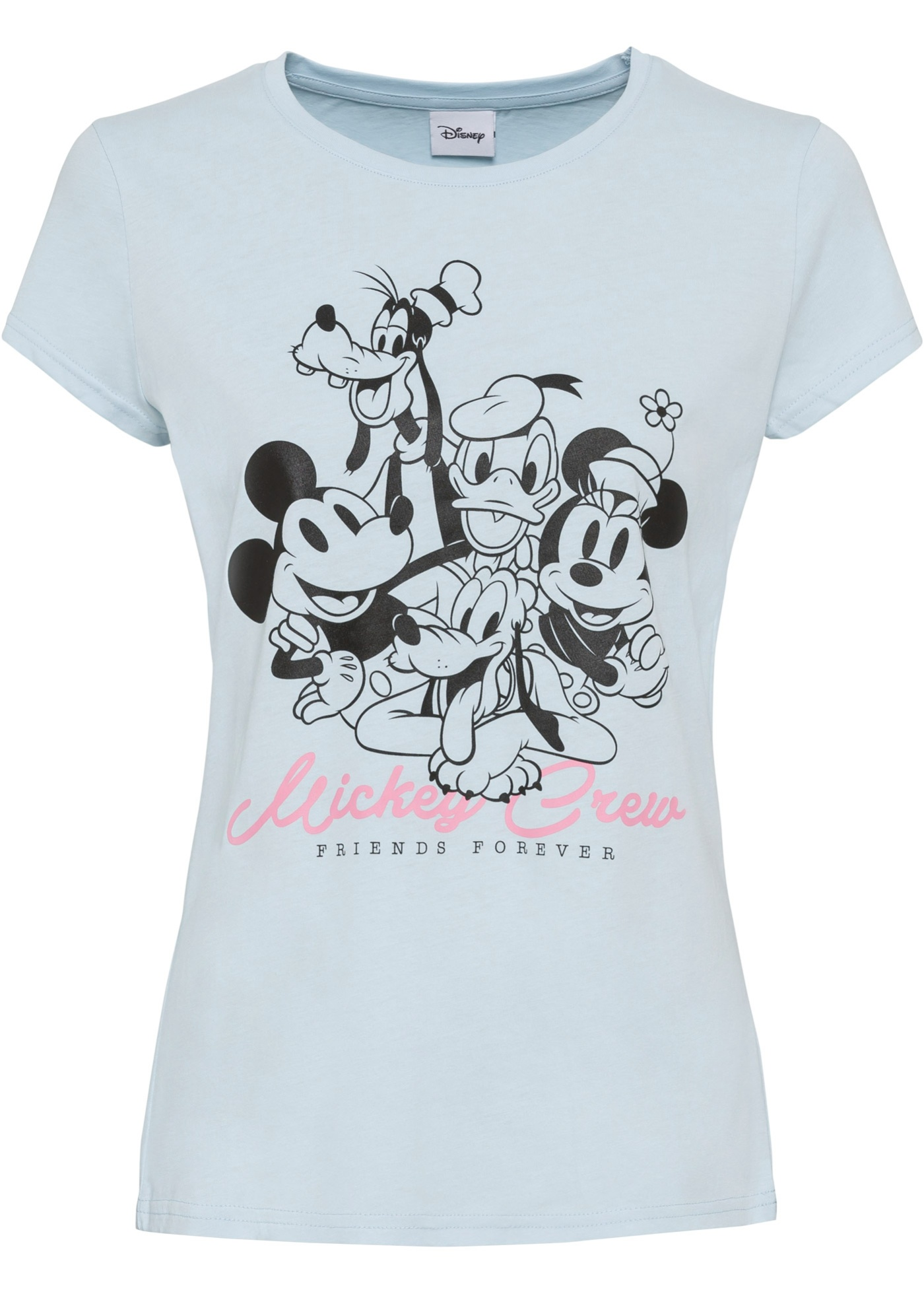 T-shirt con stampa Mickey Mouse (Blu) - Disney