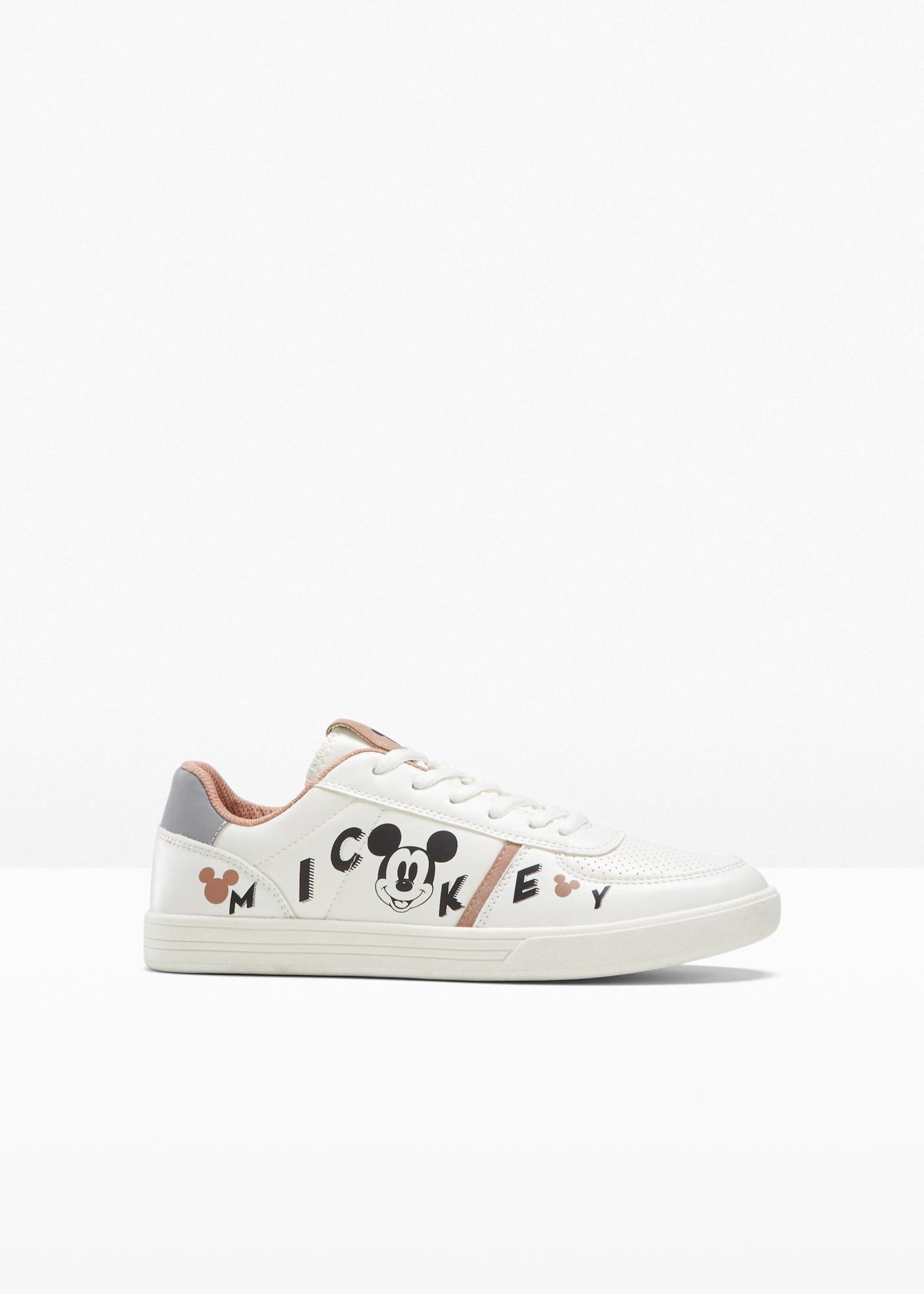 Sneaker con Mickey Mouse (Bianco) - Disney