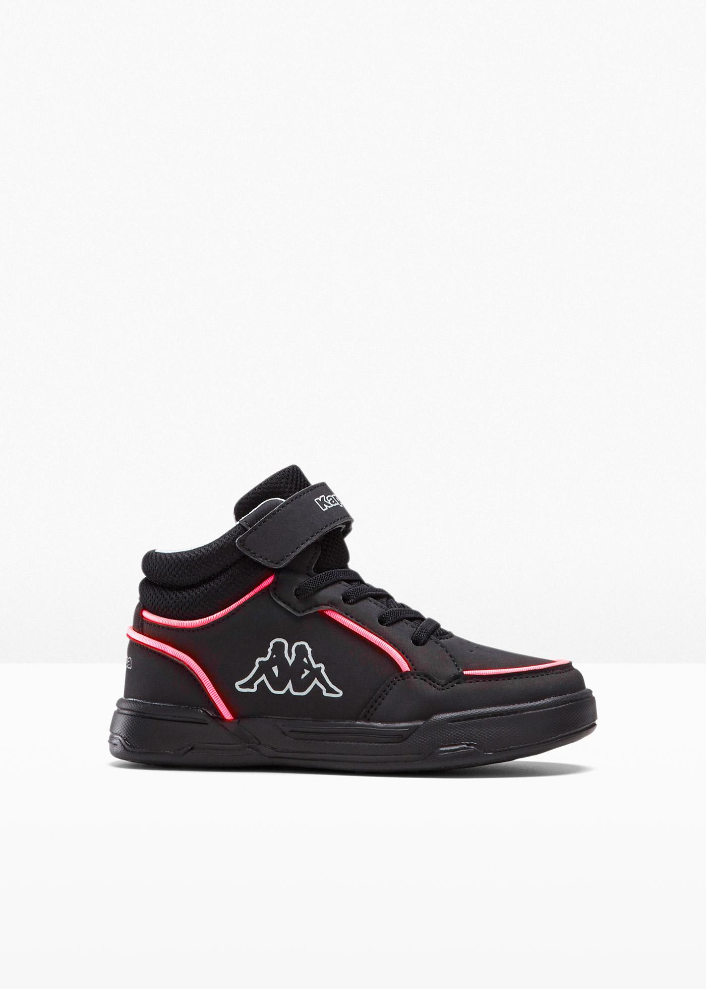 Sneaker alte con Flash light Kappa (Nero) - Kappa