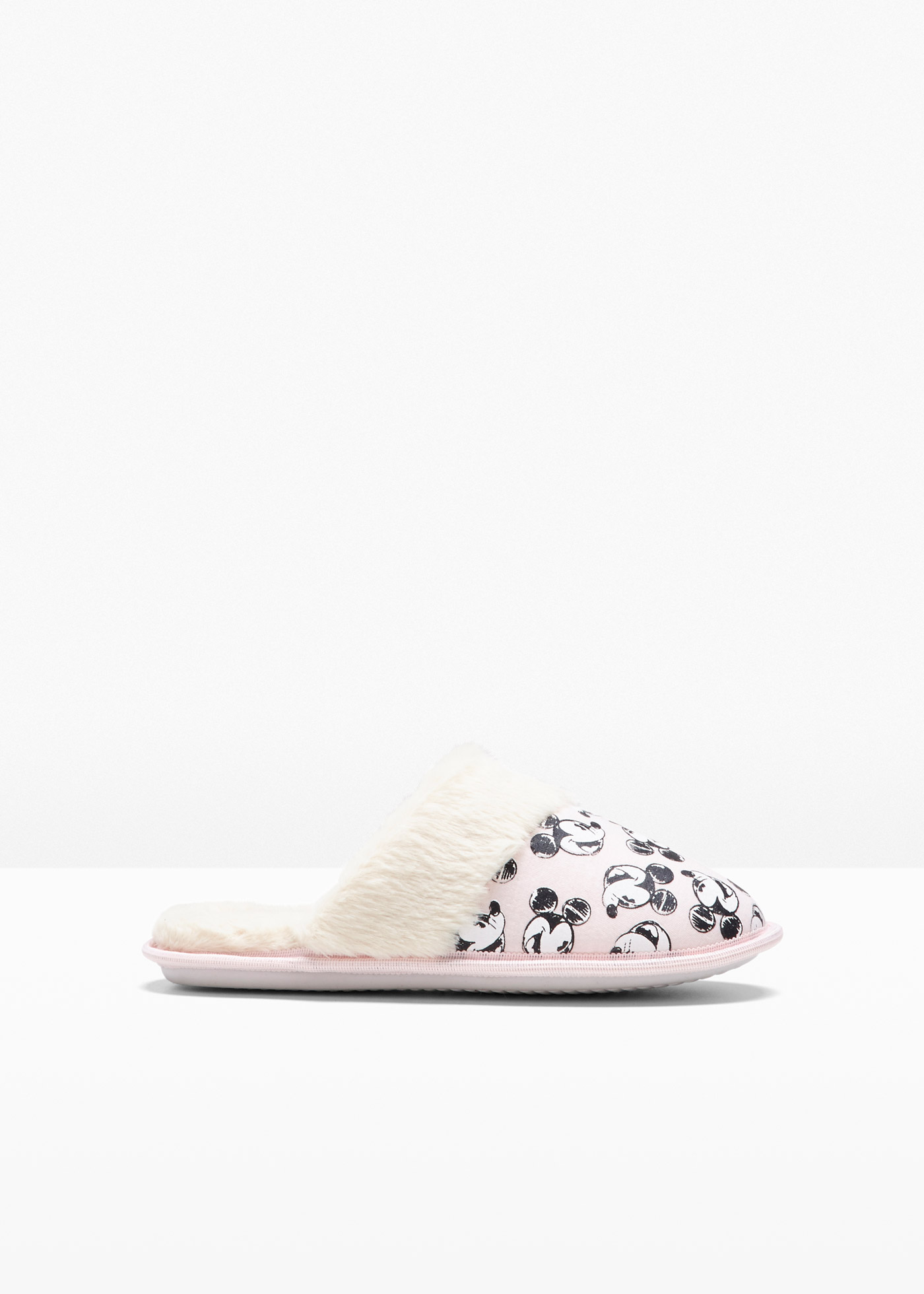 Pantofole con Mickey Mouse (rosa) - Disney