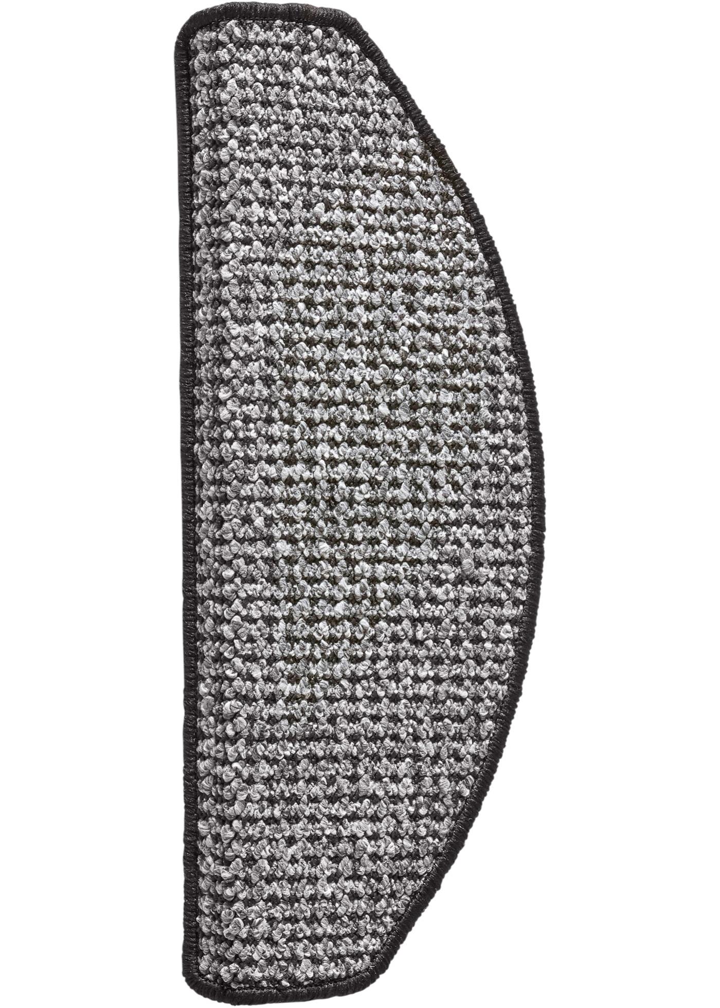 Coprigradino con superficie strutturata (Grigio) - bpc living bonprix collection