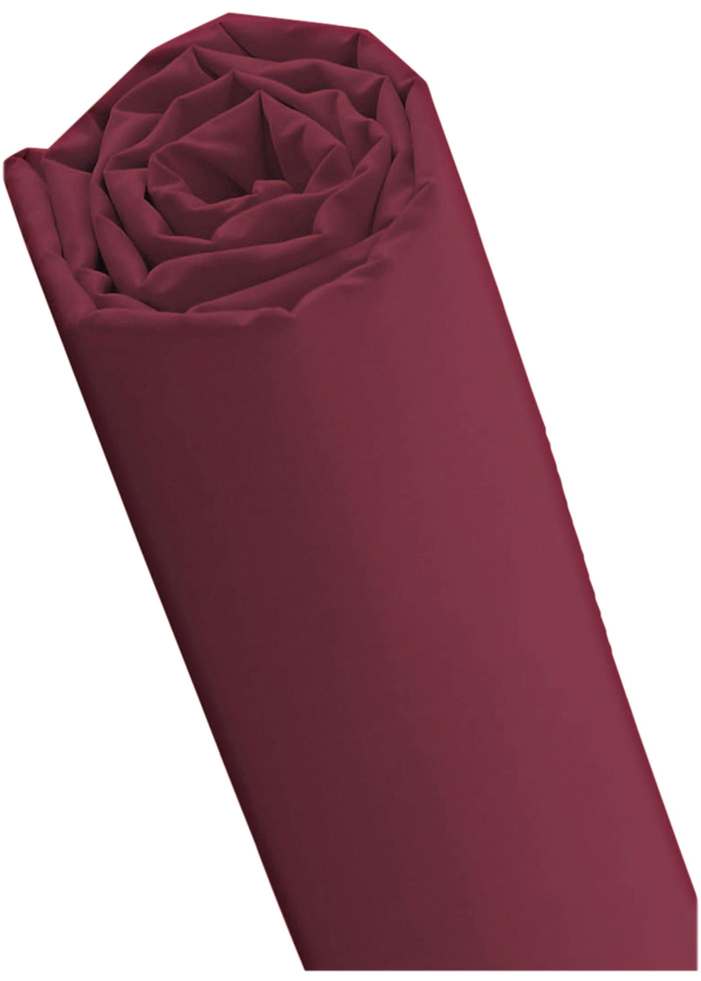 Lenzuola colorate (Rosso) - Euronova