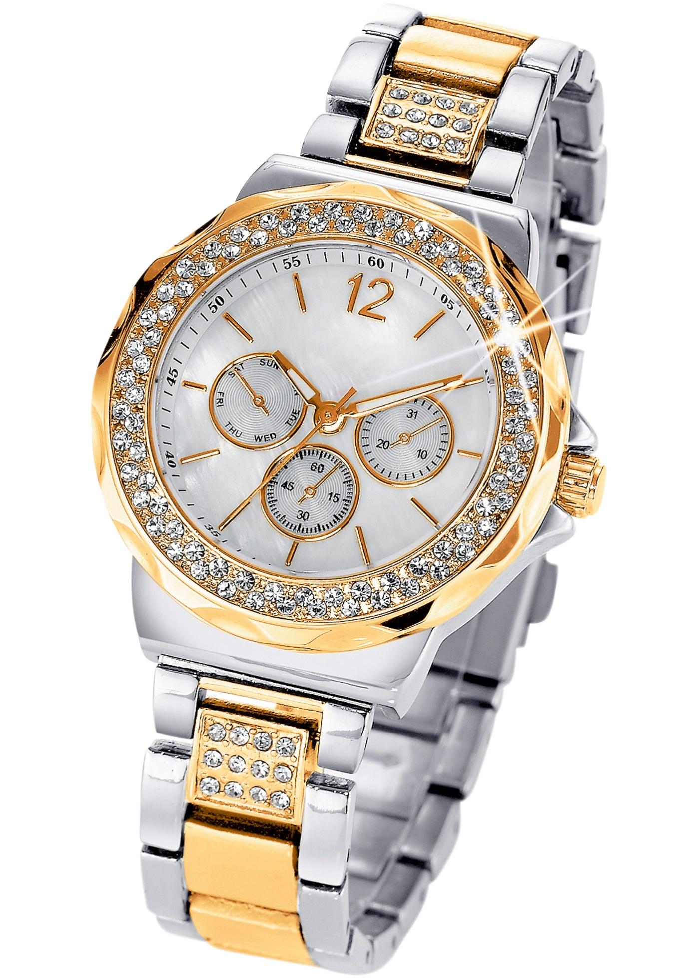 Orologio in stile cronogr