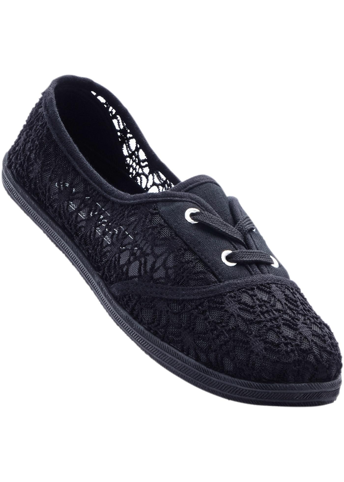Sneaker  Nero  - bpc bonp