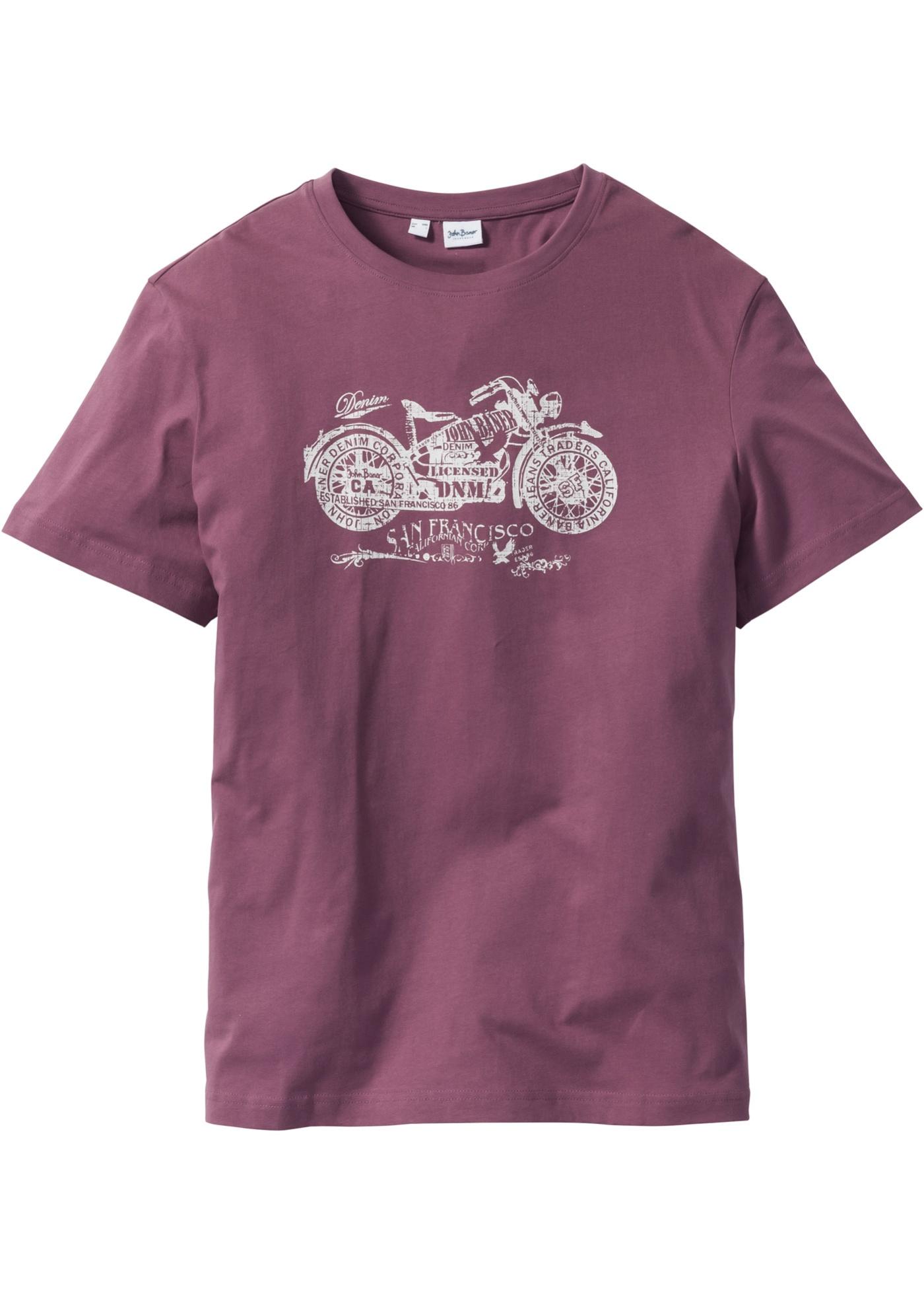 T-shirt regular fit  rosa