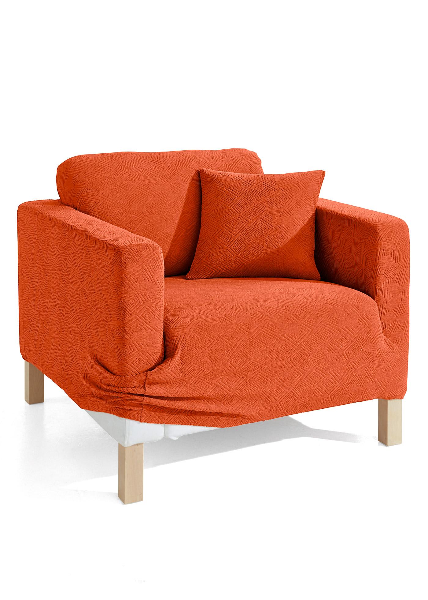 Copridivano Ethno (Arancione) - bpc living