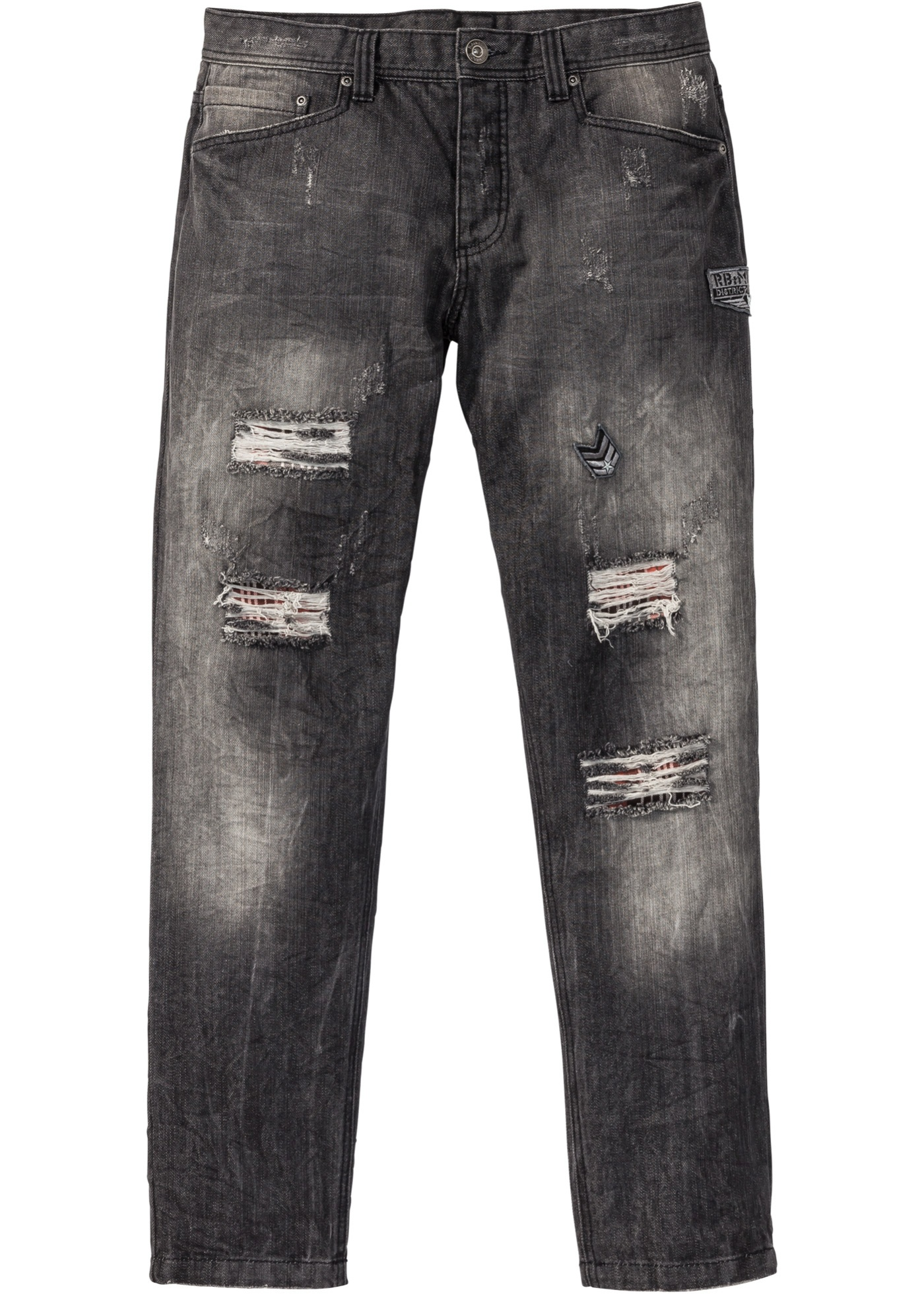 Jeans regular fit tapered