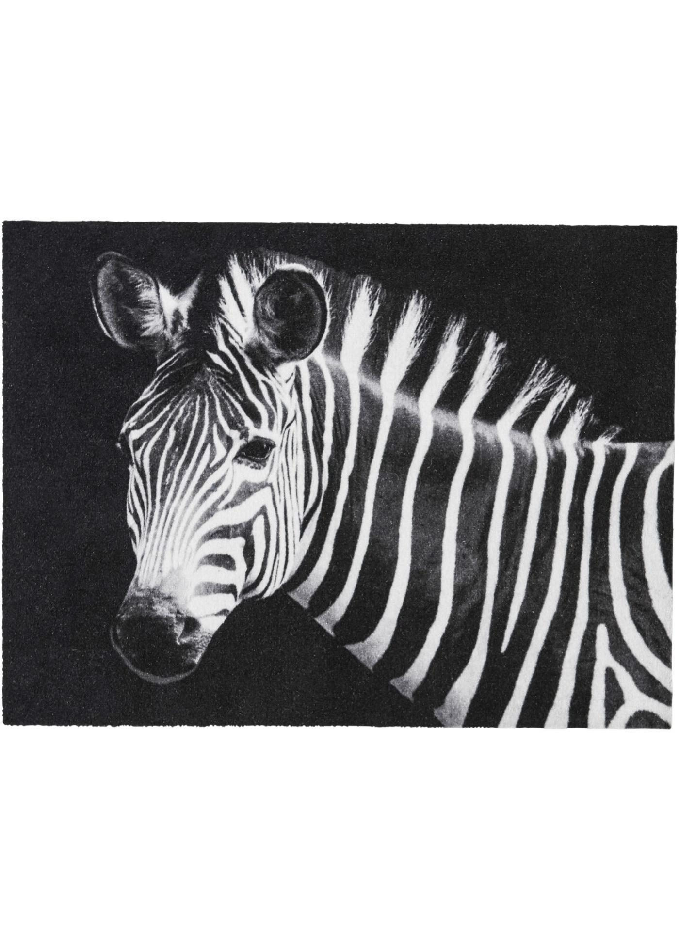 Zerbino Zebra  Nero  - bp