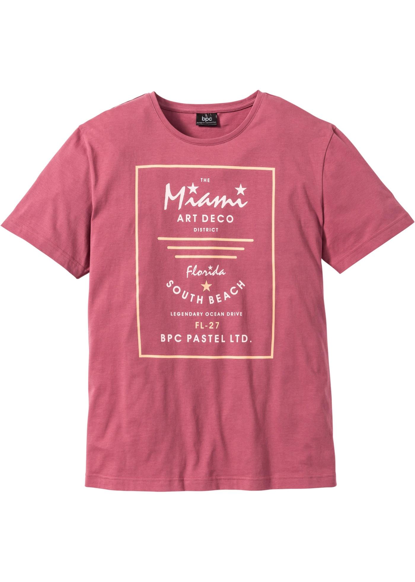 T-shirt regular fit  viol