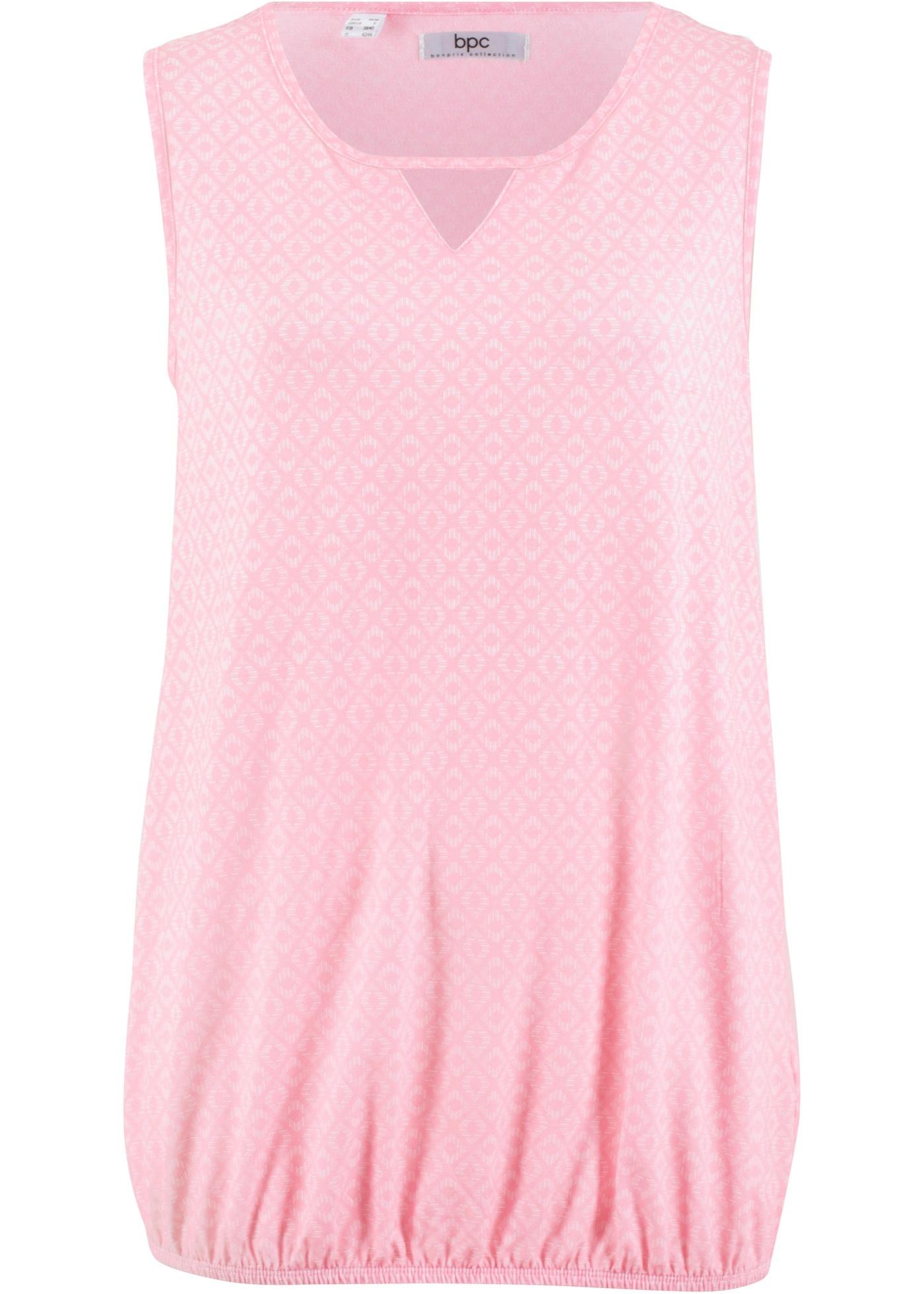 Top con elastico (rosa) - bpc bonprix collection