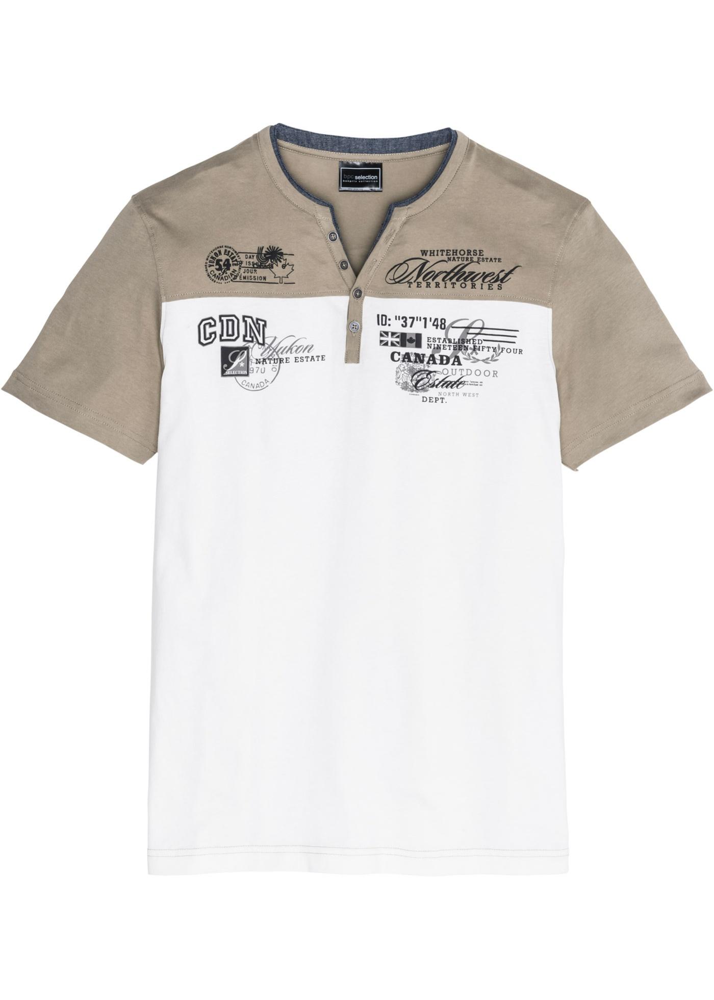 T-shirt 2 in 1 regular fi