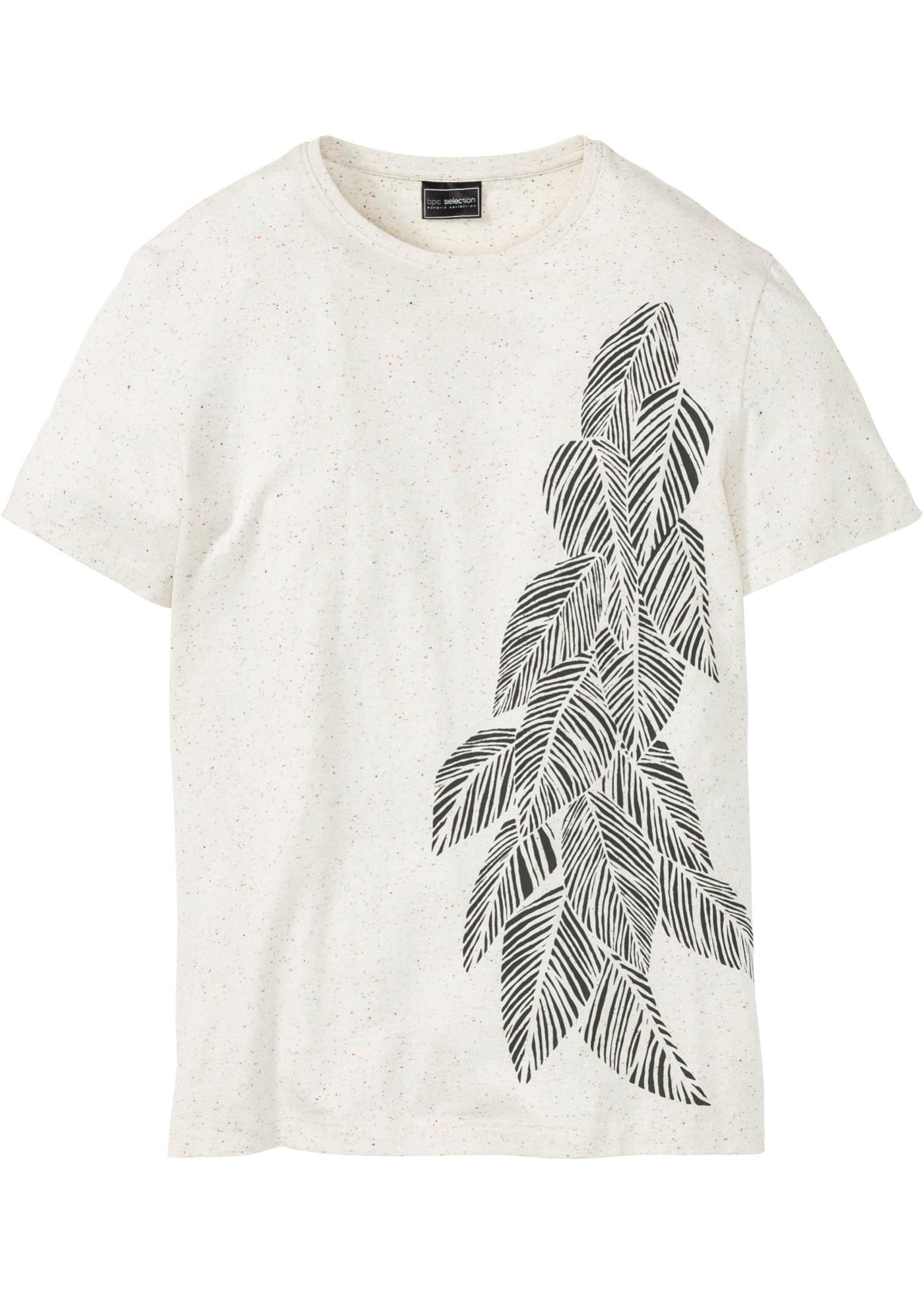 T-shirt regular fit  Beig