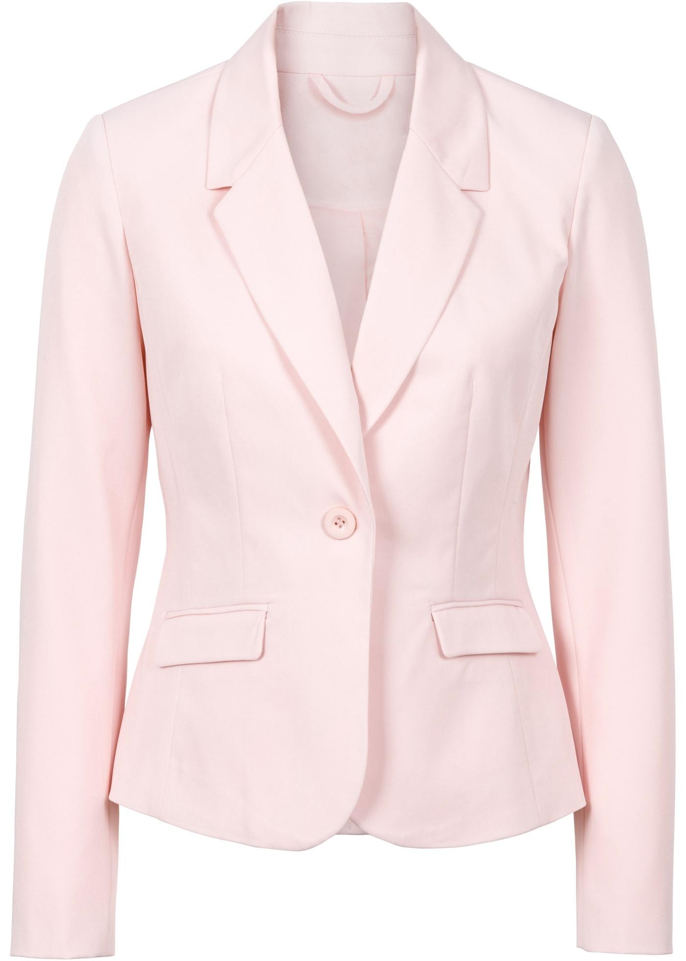 Blazer business (rosa) - BODYFLIRT