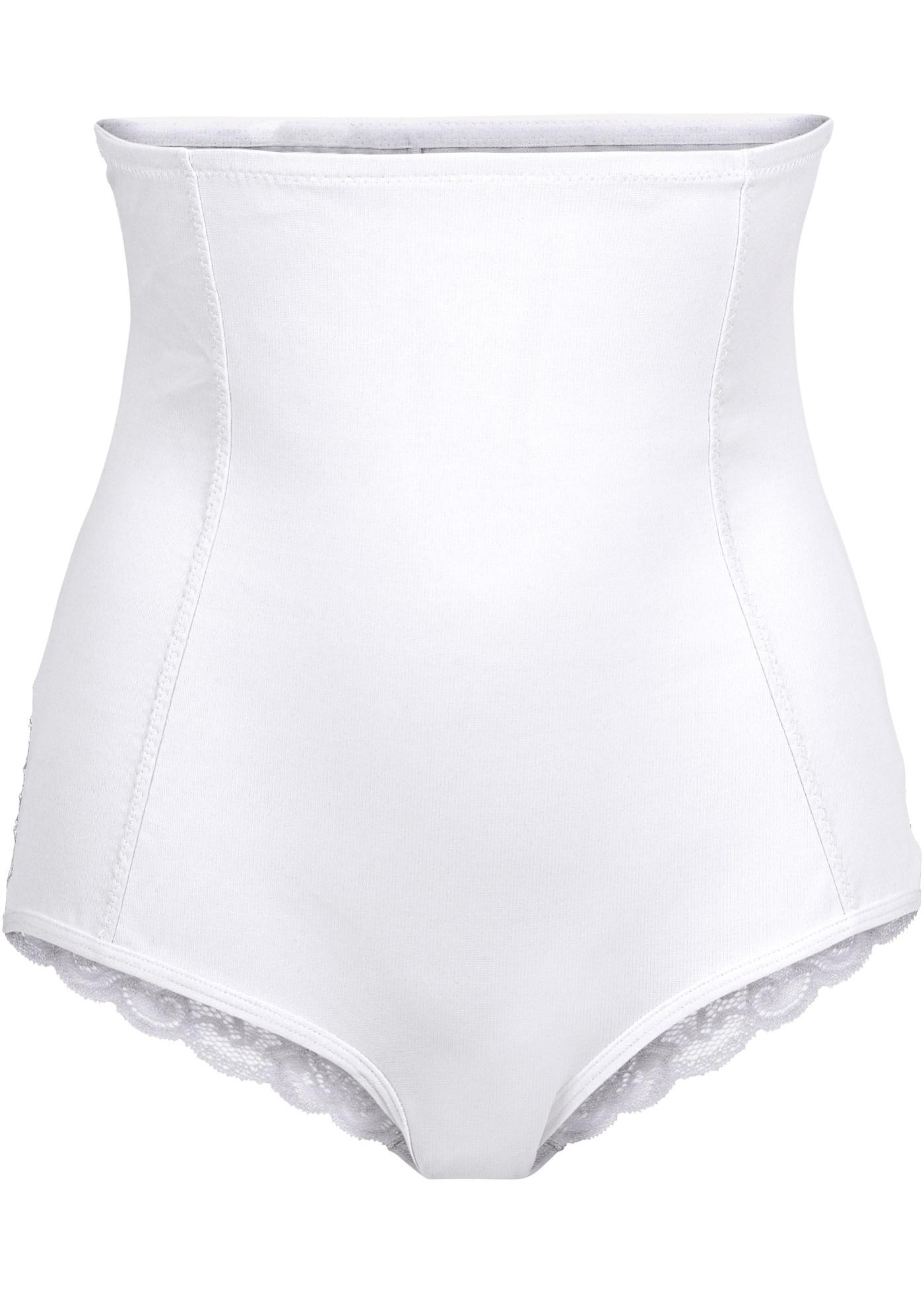 Culotte modellante livello 3 (Bianco) - bpc bonprix collection - Nice Size