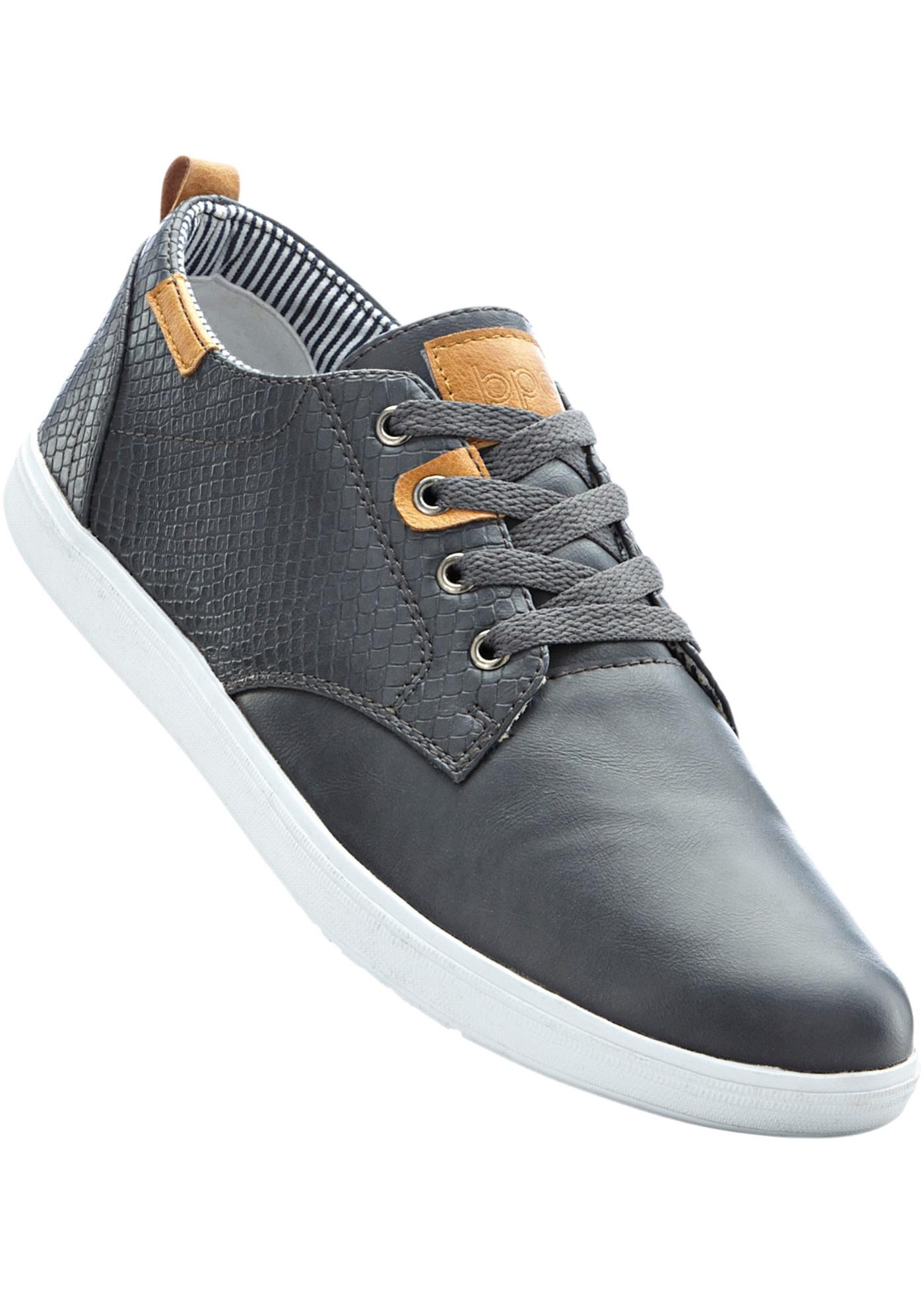Sneaker  Grigio  - bpc bo