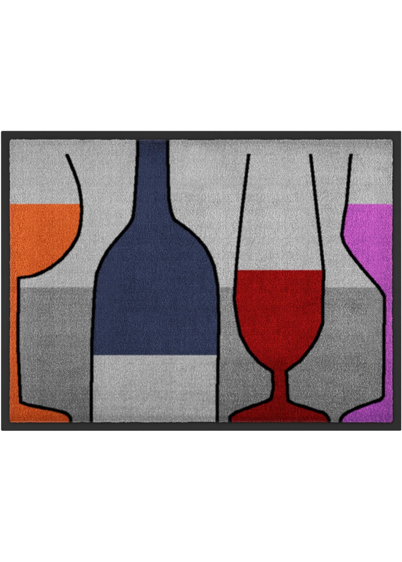 Zerbino Vino  Blu  - bpc