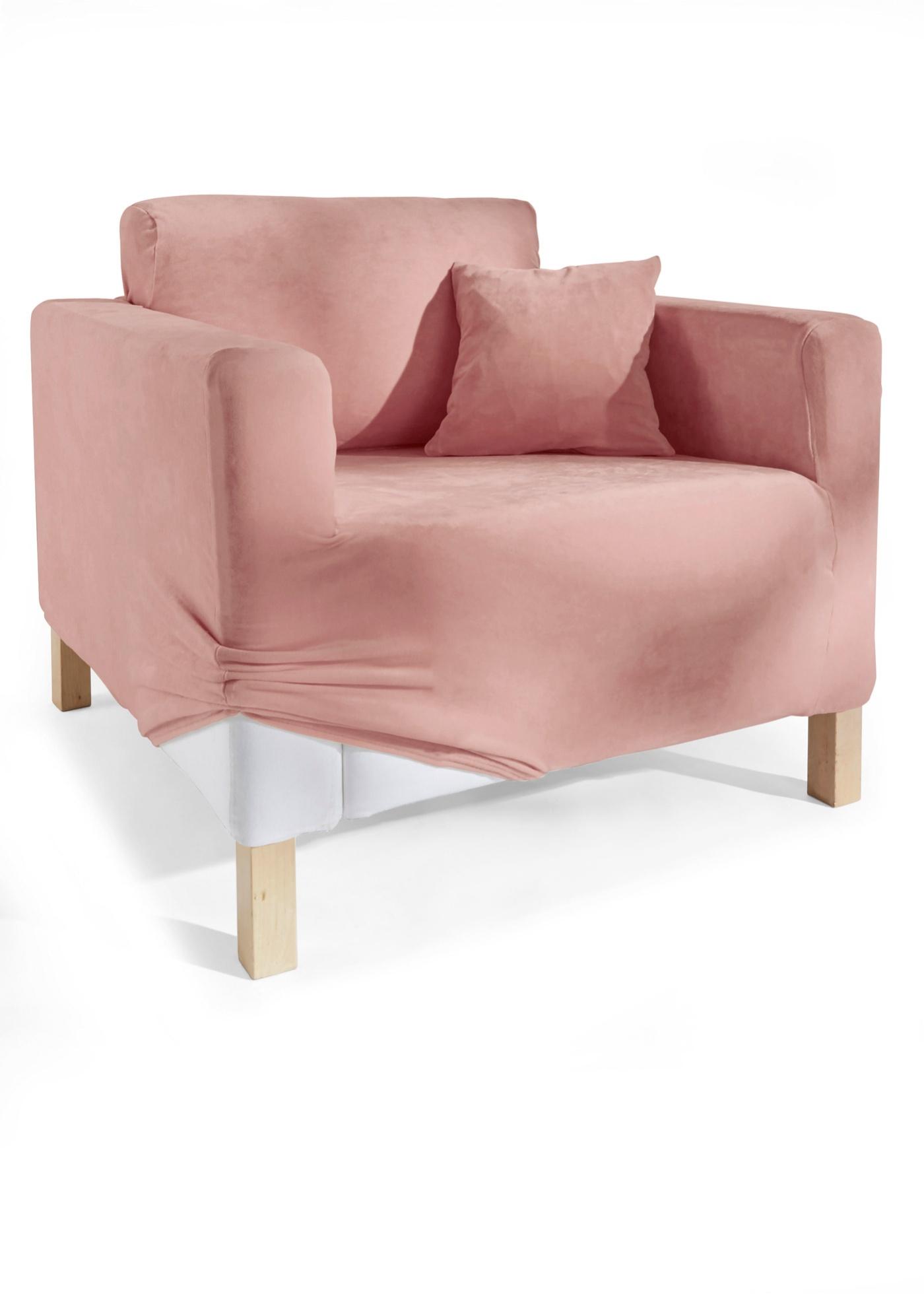 Copridivano Tina (rosa) - bpc living bonprix collection