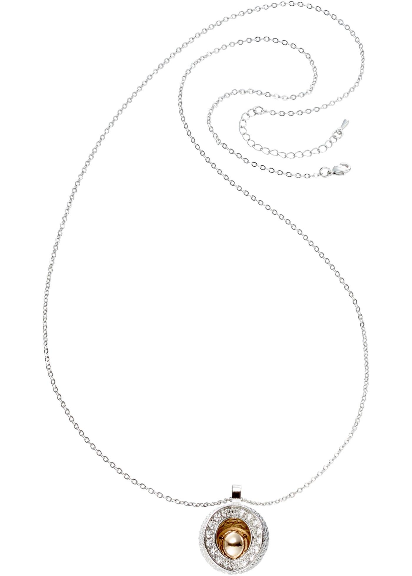Collana con pendente sfer