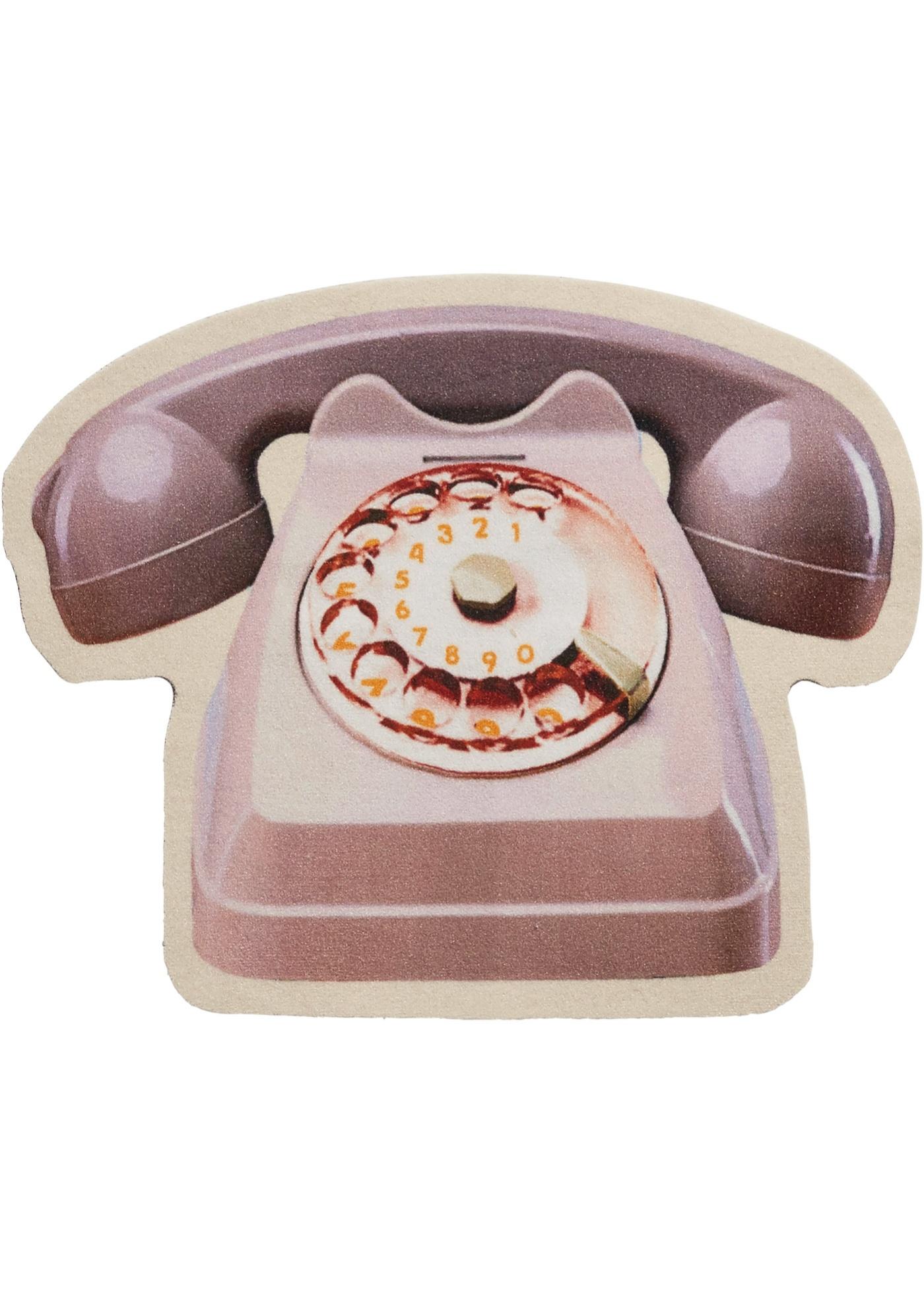 Zerbino Telefono  Grigio