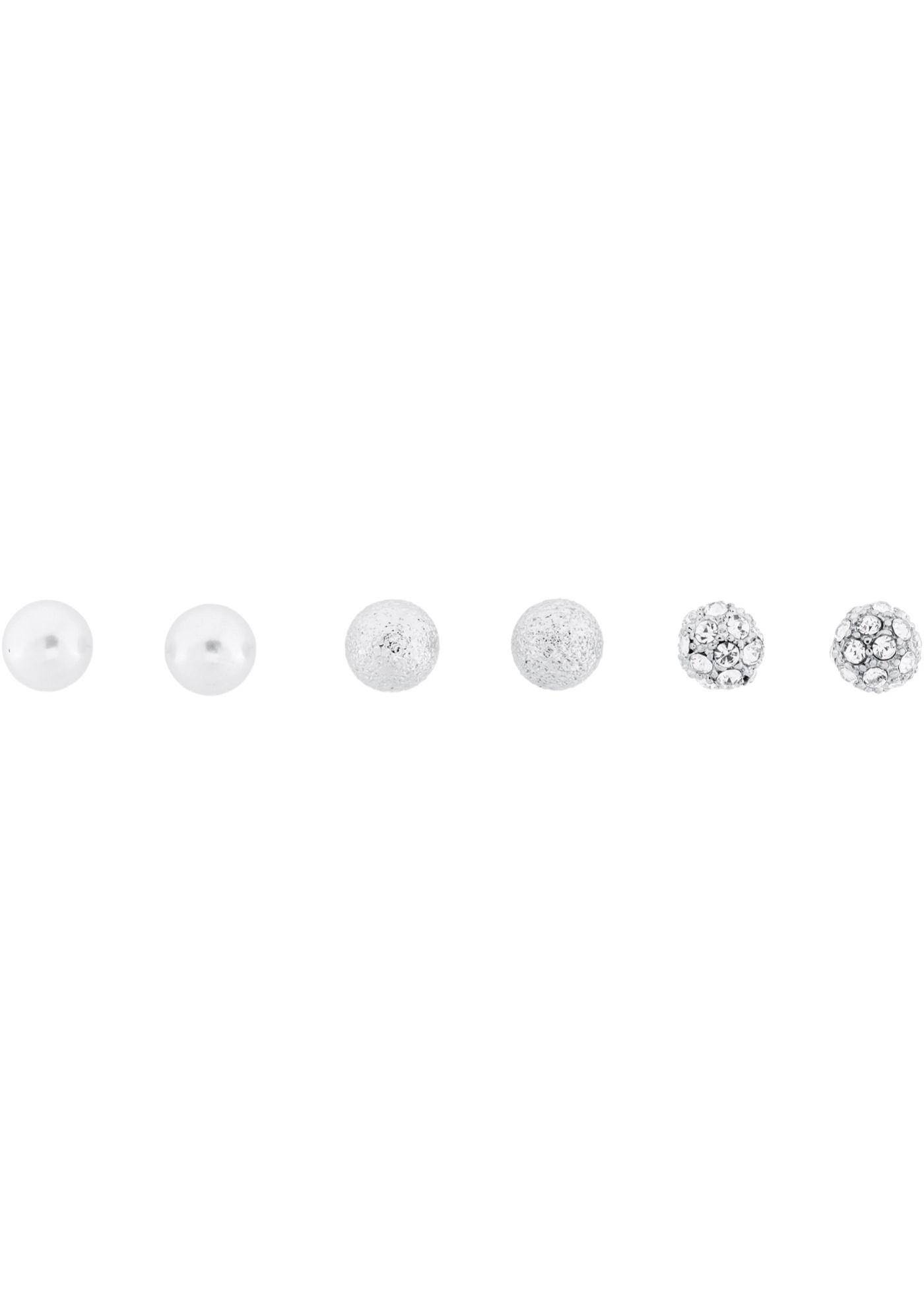 Set di orecchini con cris