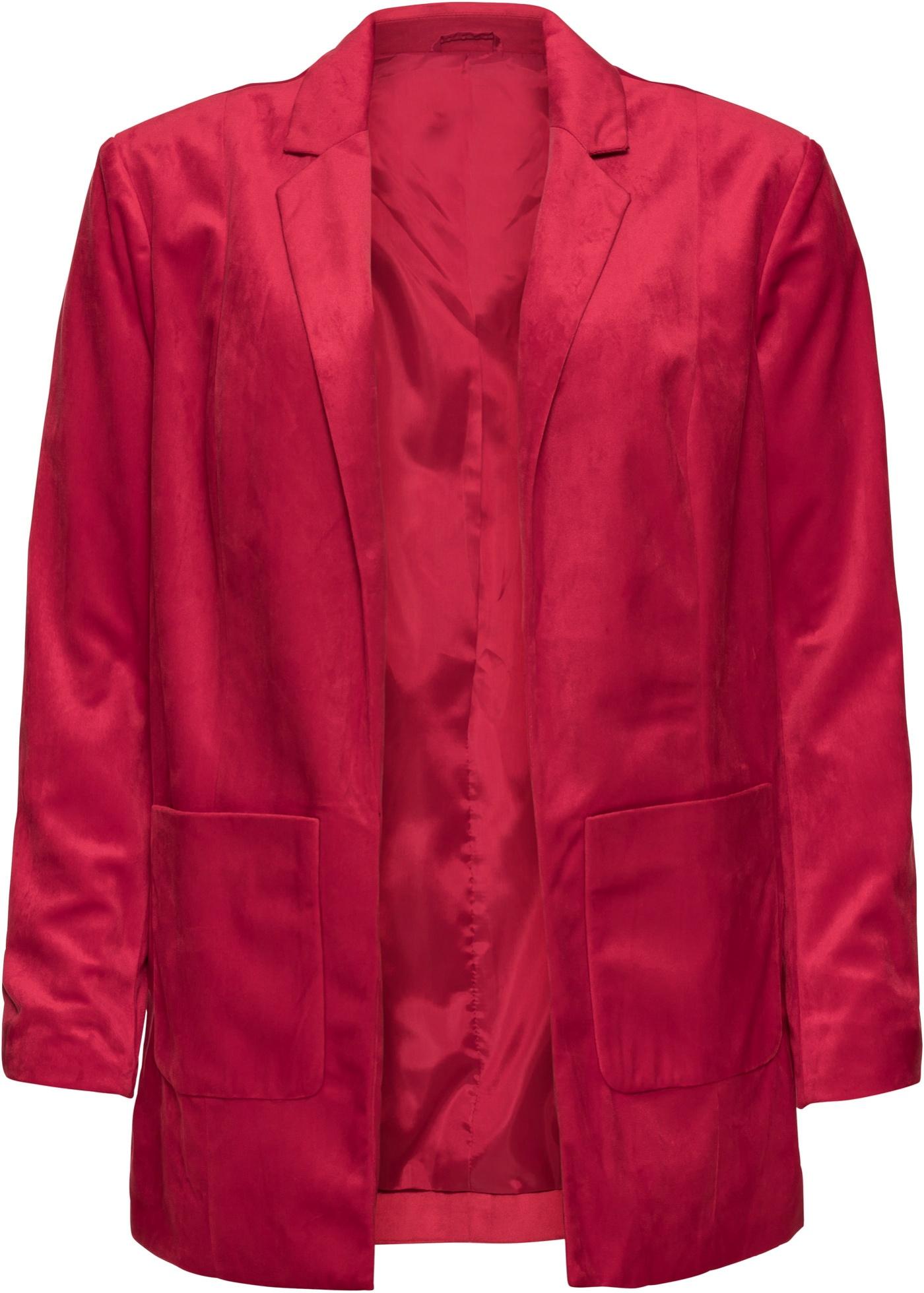 Blazer in velluto (Rosso) - RAINBOW