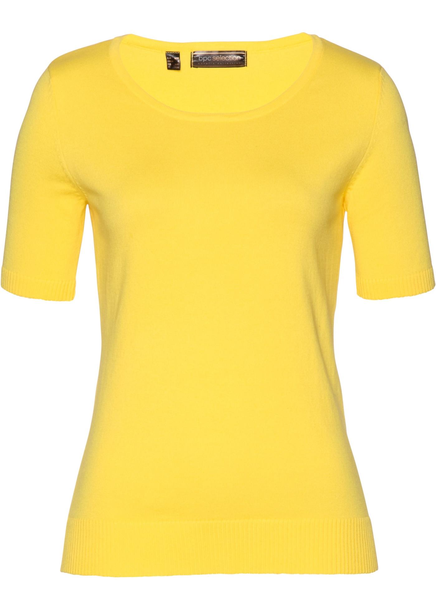 Pullover (Giallo) - bpc selection