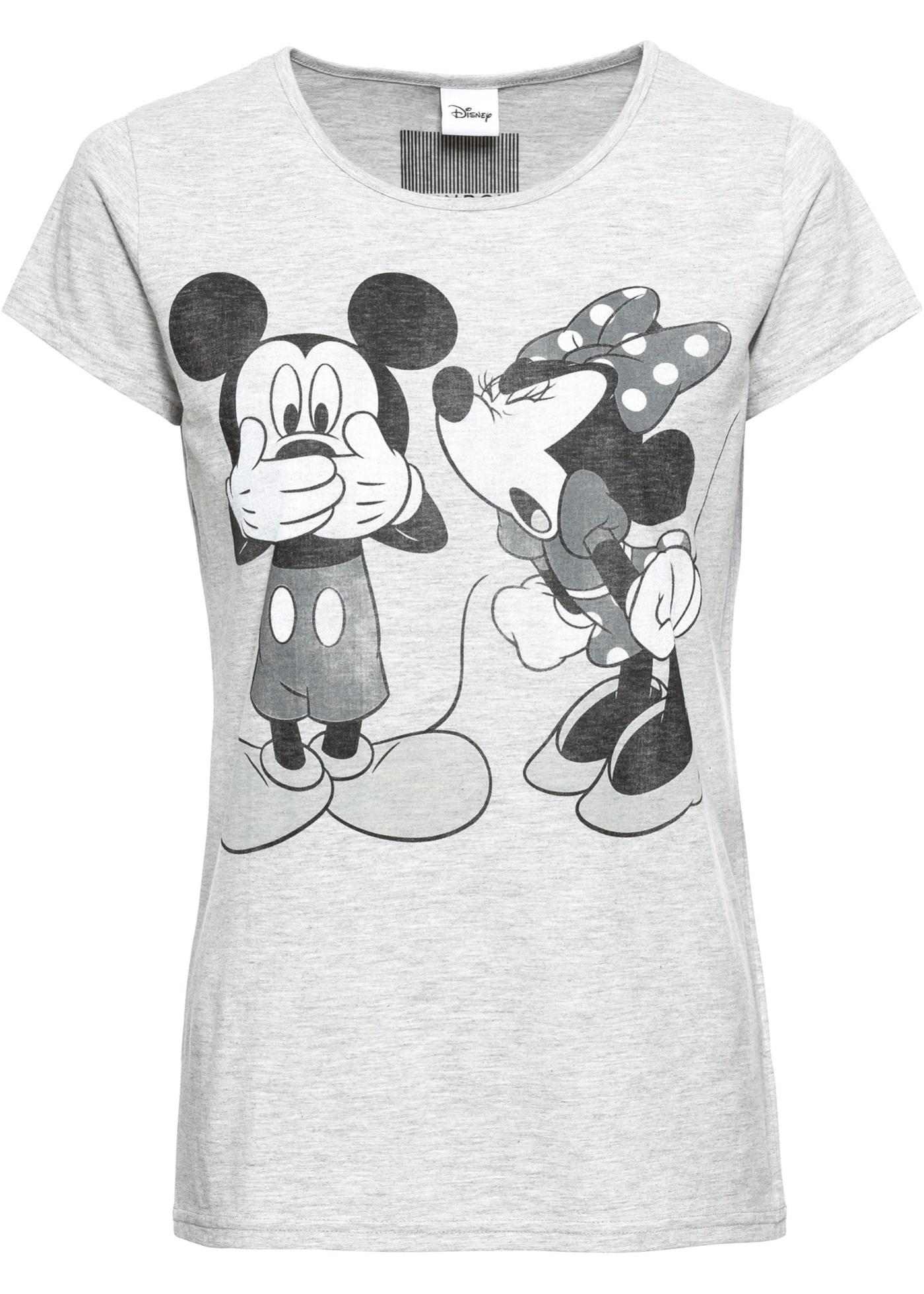 Maglia con stampa Micky Mouse (Grigio) - Disney