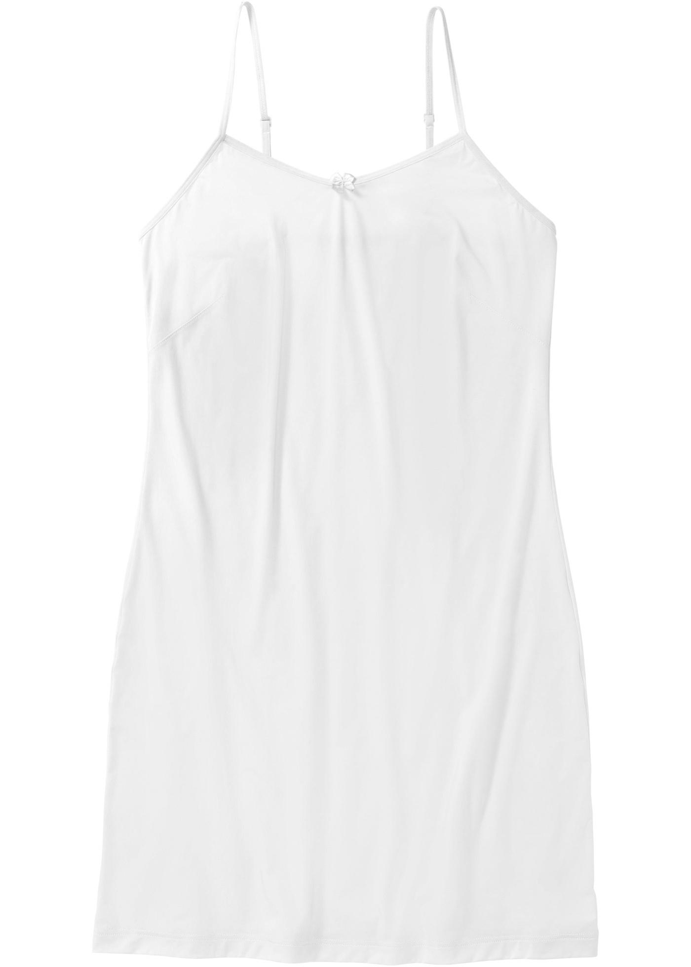 Sottoveste (Bianco) - bpc bonprix collection - Nice Size