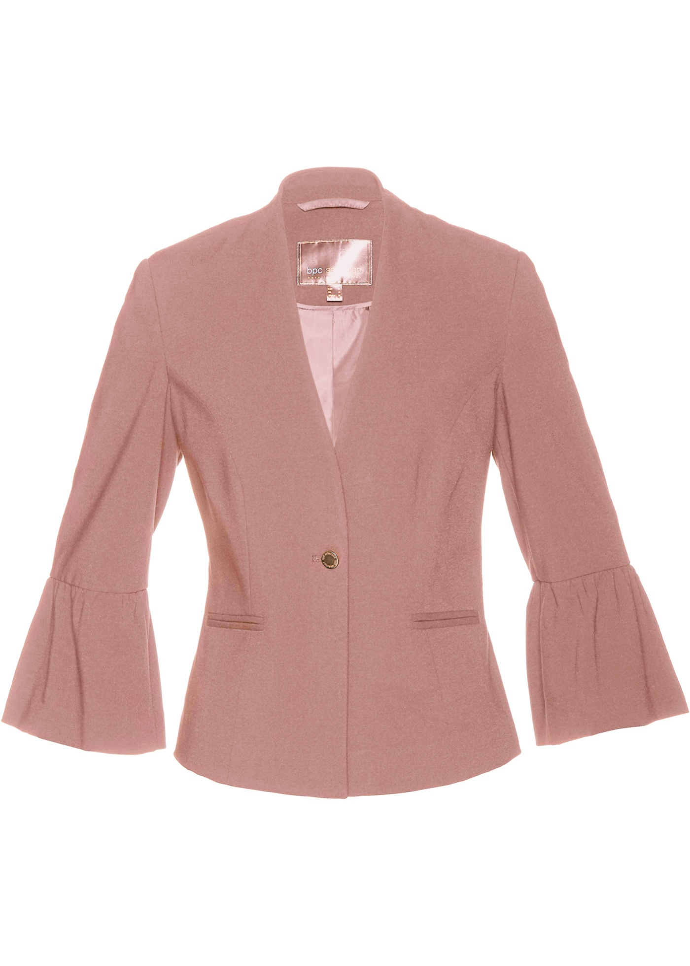 Blazer corto (rosa) - bpc selection